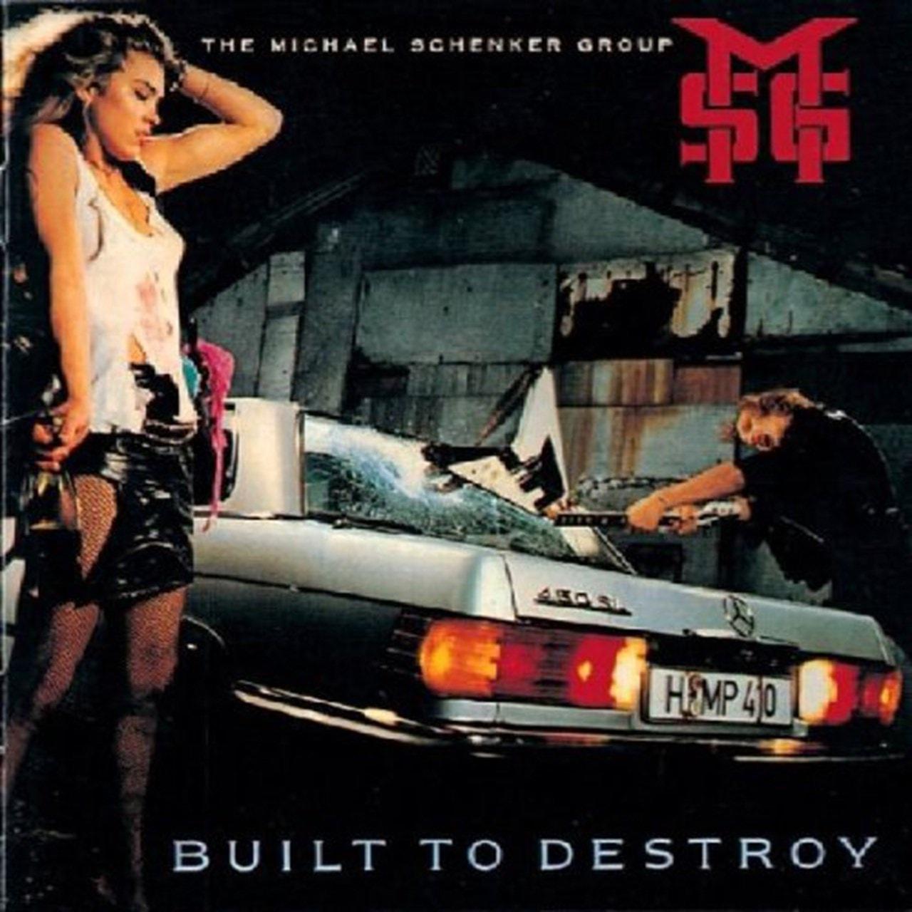 Built to Destroy - 1