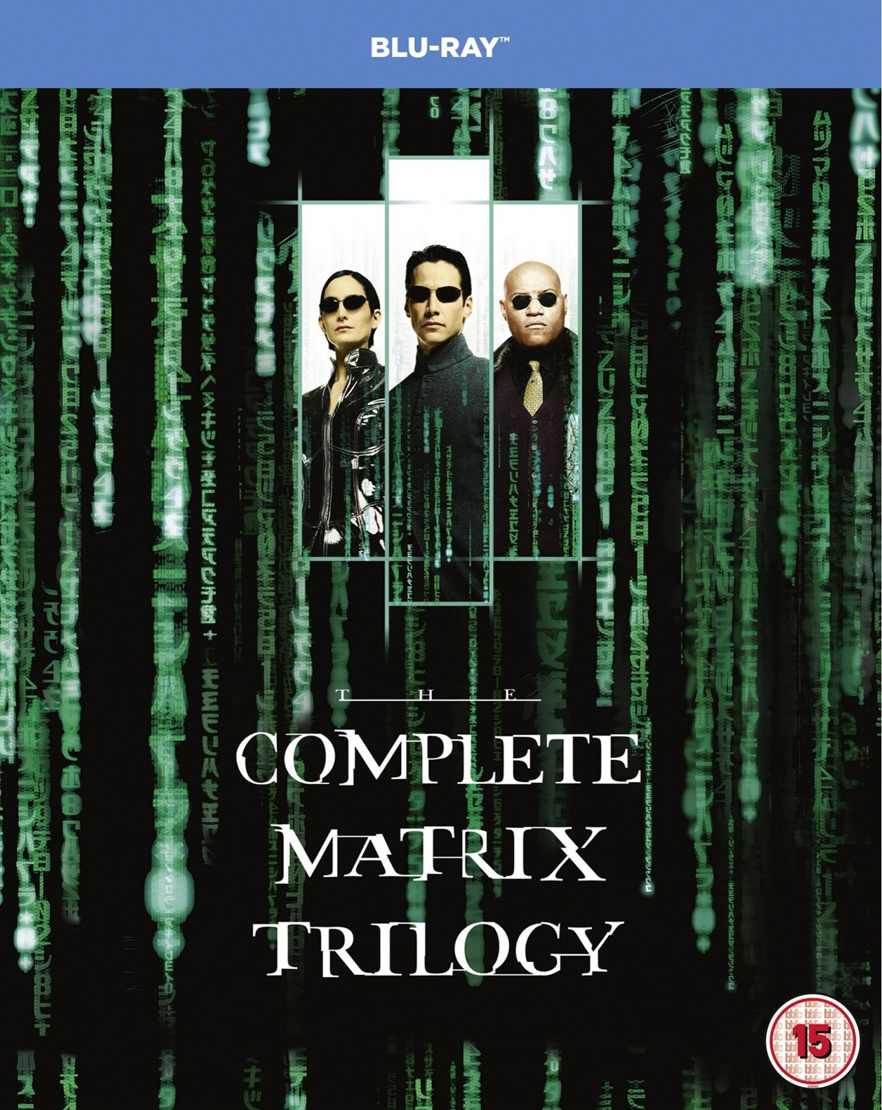 The Matrix Trilogy - 1