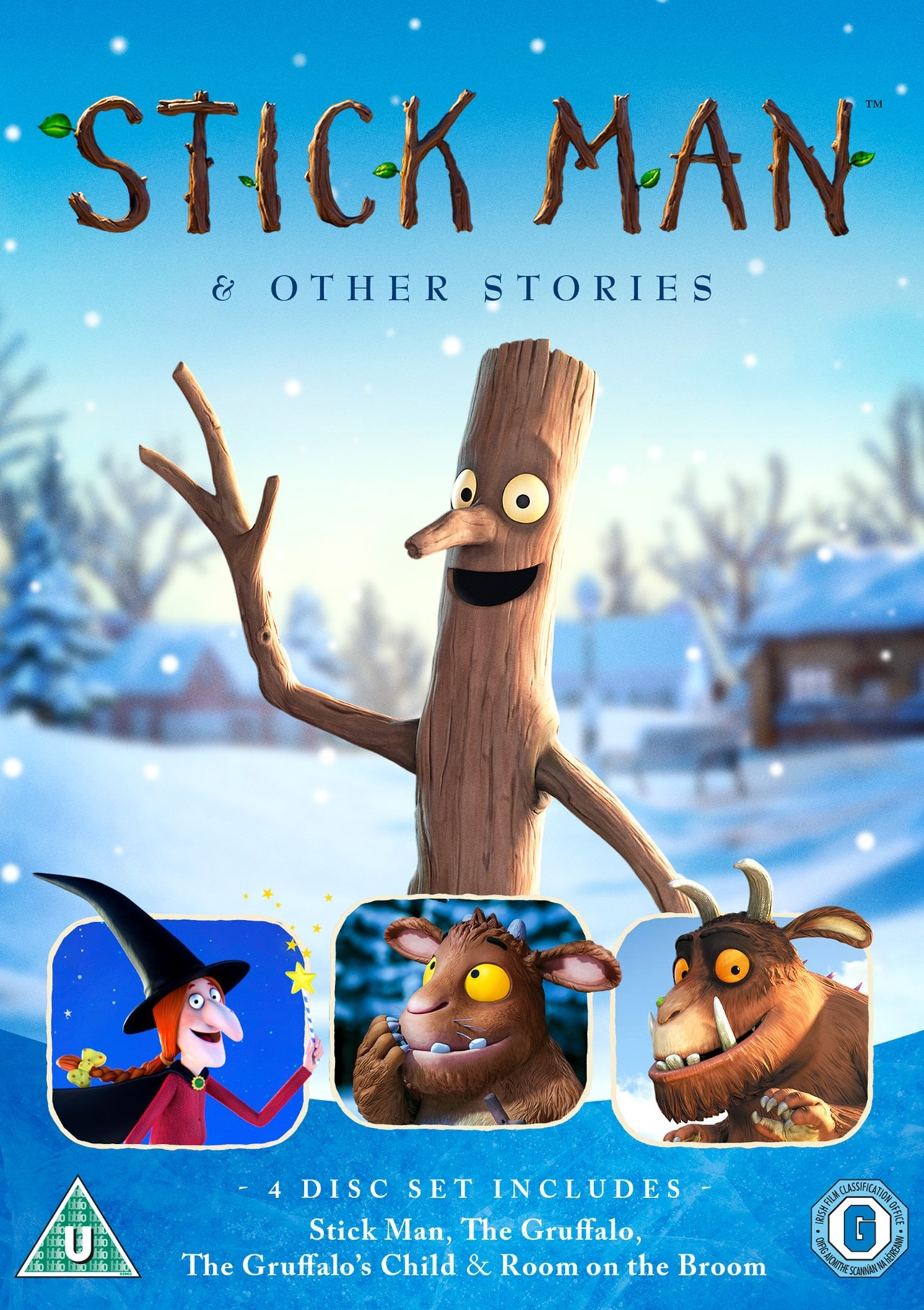 Stick Man & Other Stories - 1