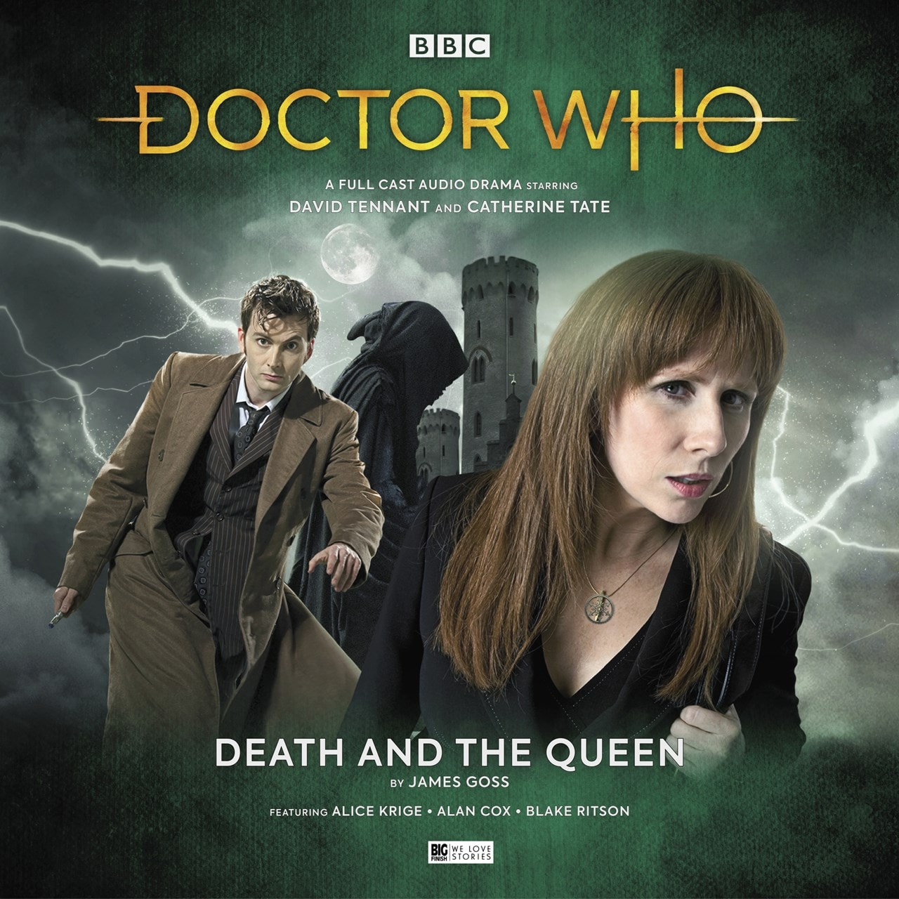 Doctor Who - Death and the Queen - 1