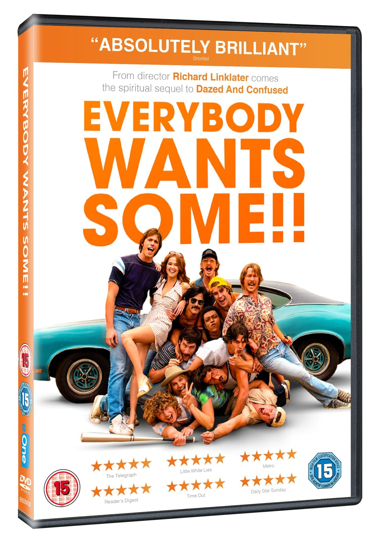 Everybody Wants Some!! - 2