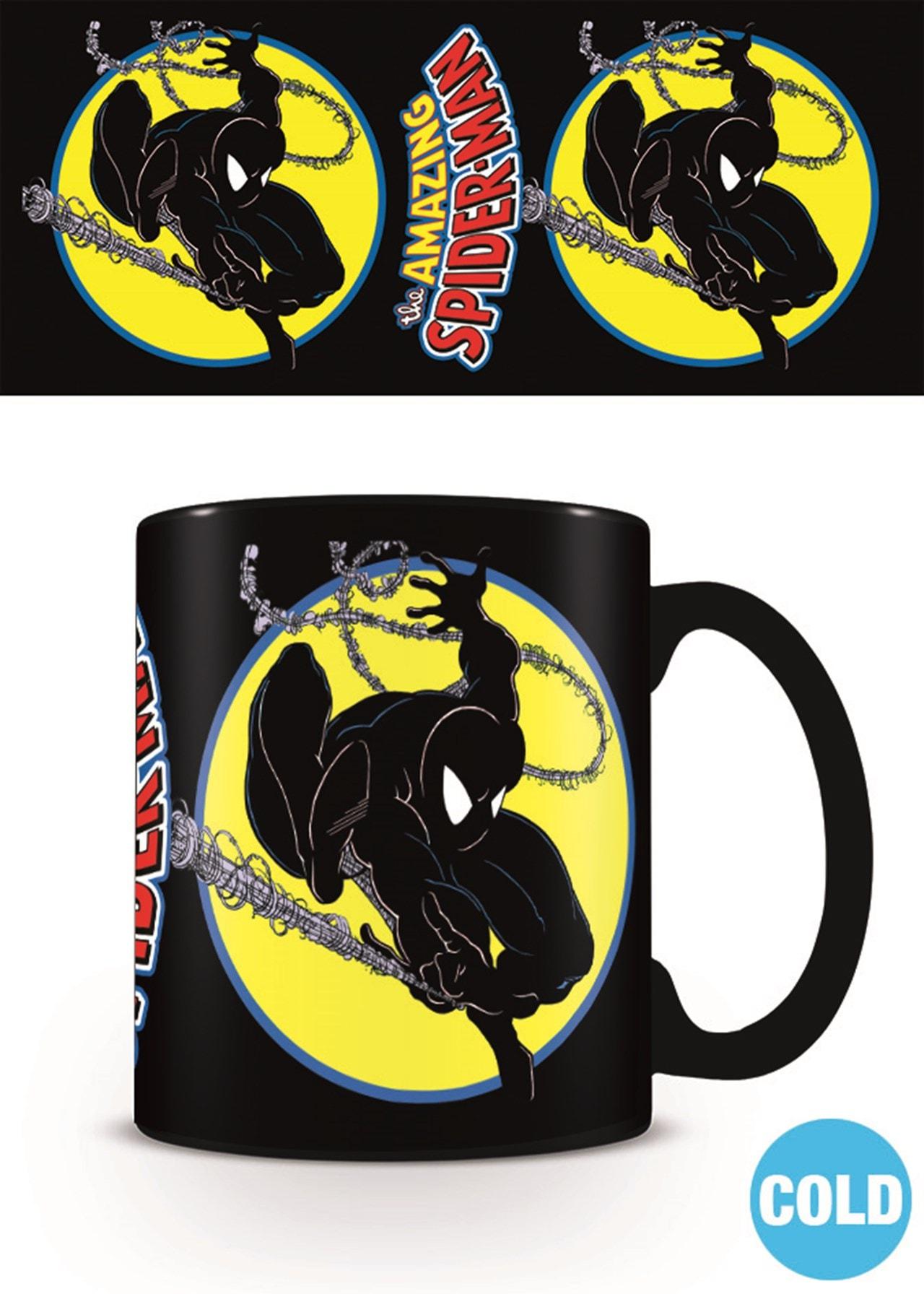 Marvel Comics: Spiderman Iconic Issue Heat Changing Mug - 2