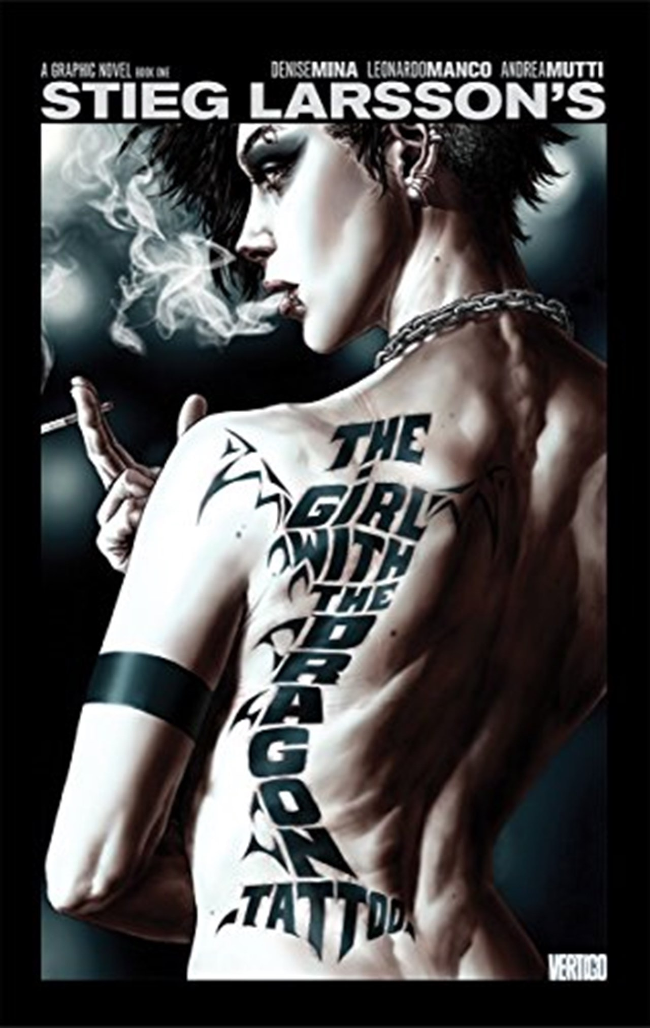 The Girl With The Dragon Tattoo: Book 1 - 1