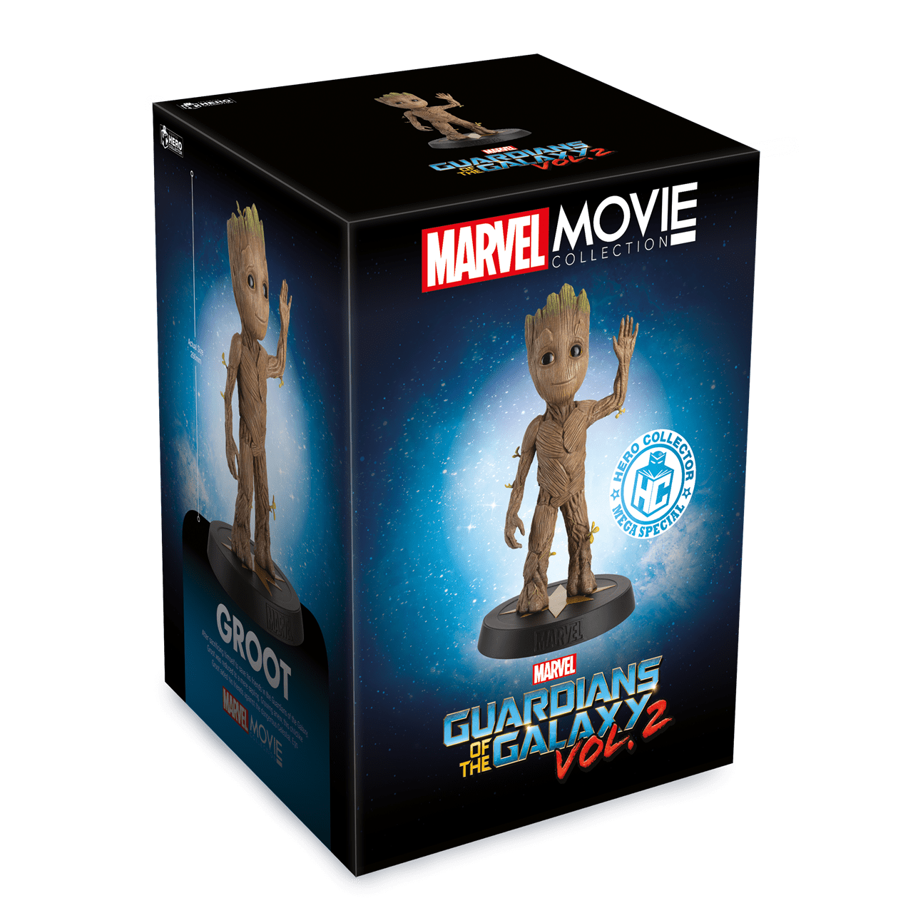 Baby Groot: Marvel Mega Figurine (online only) Hero Collector - 5