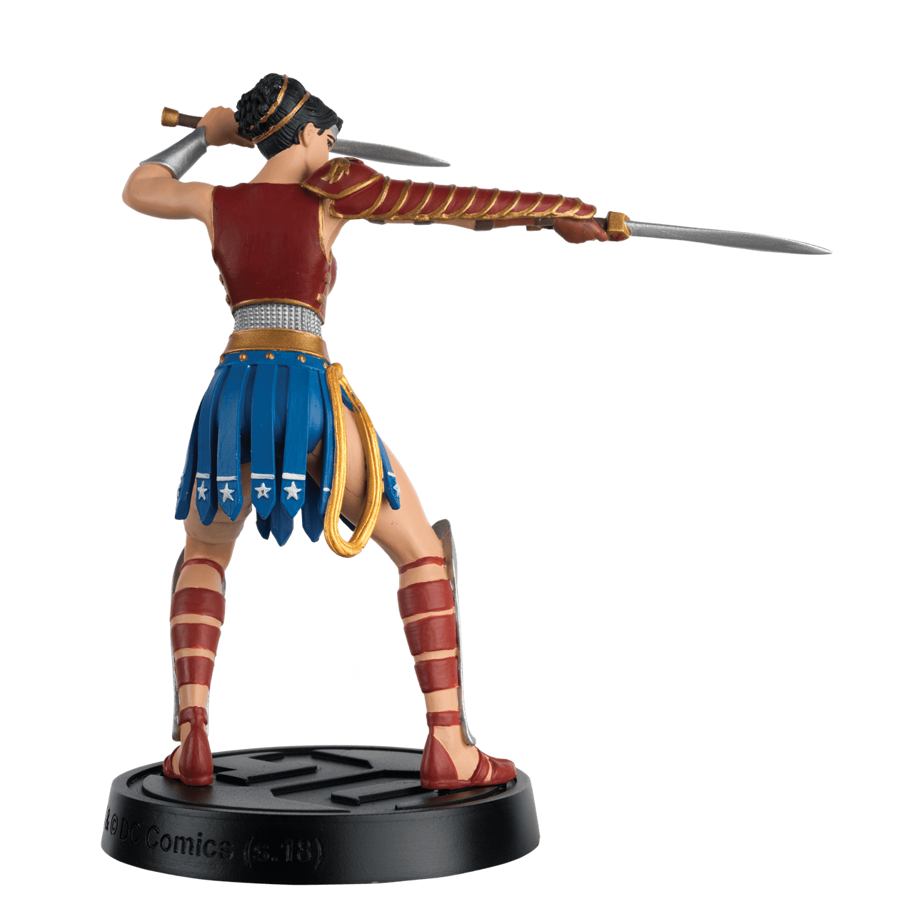 Wonder Woman Divine Armour Figurine: DC Hero Collector - 4
