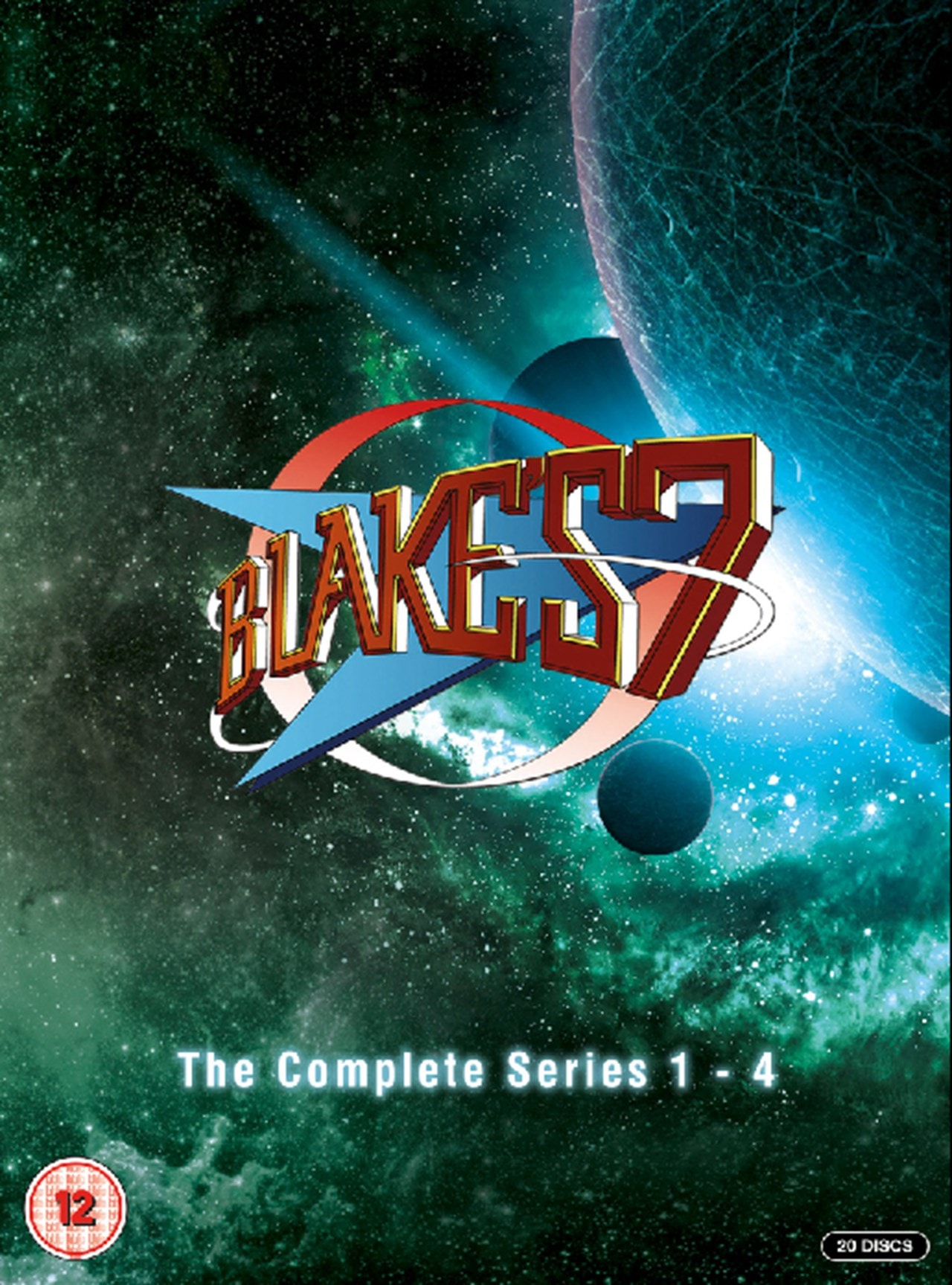 Blake's 7: The Complete Series 1-4 - 1