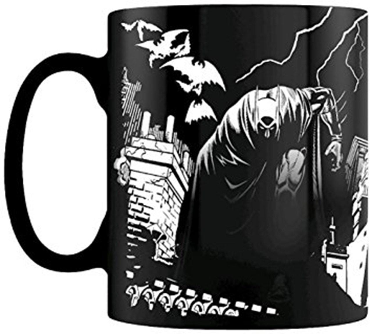 DC Comics Batman Shadows Heat Change Mug - 1