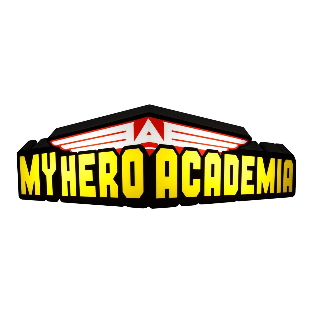 My Hero Academia Logo Light (online only) - 2