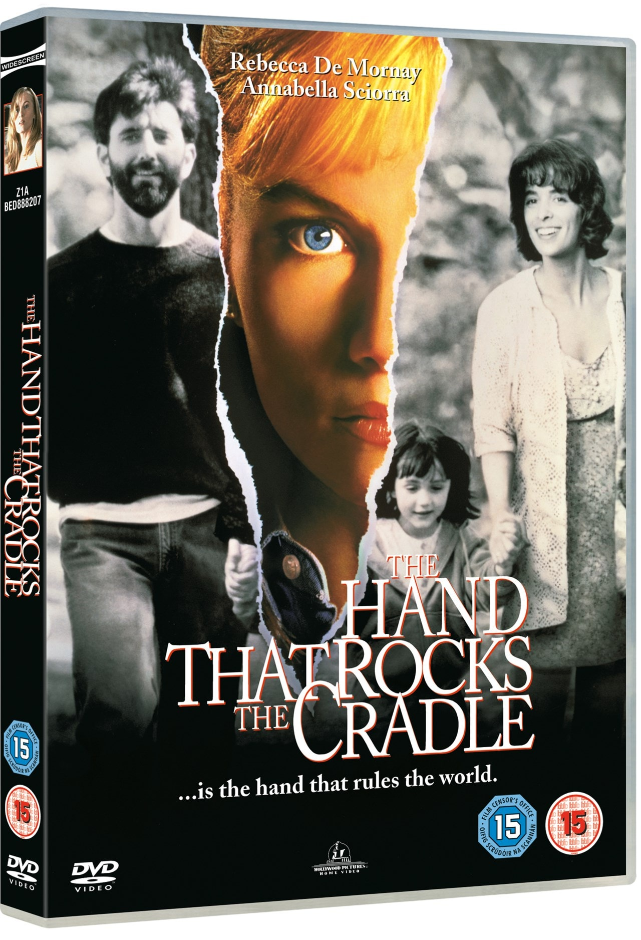 The Hand That Rocks The Cradle Dvd Free Shipping Over 20 Hmv Store