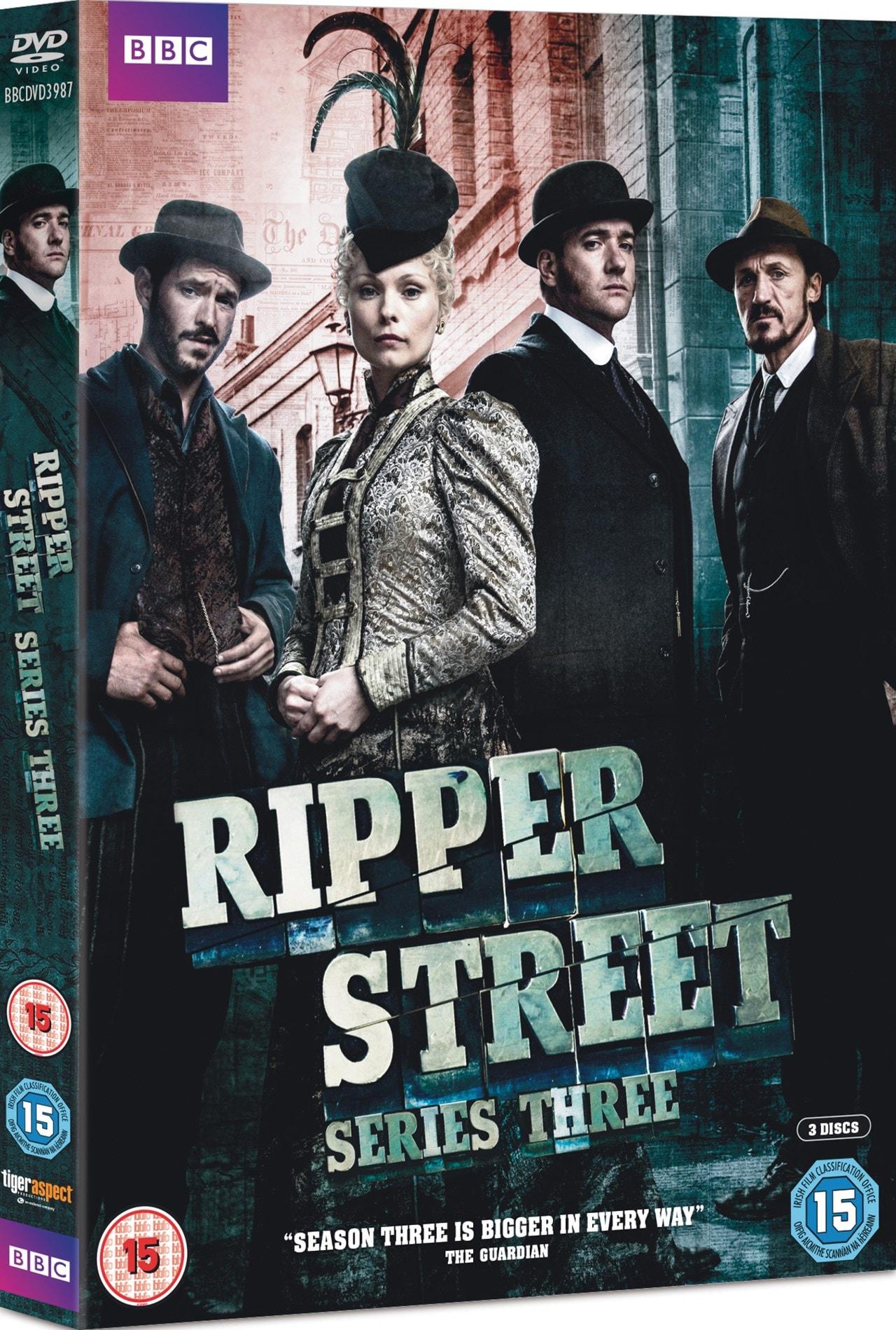 Ripper Street: Series 3 - 2