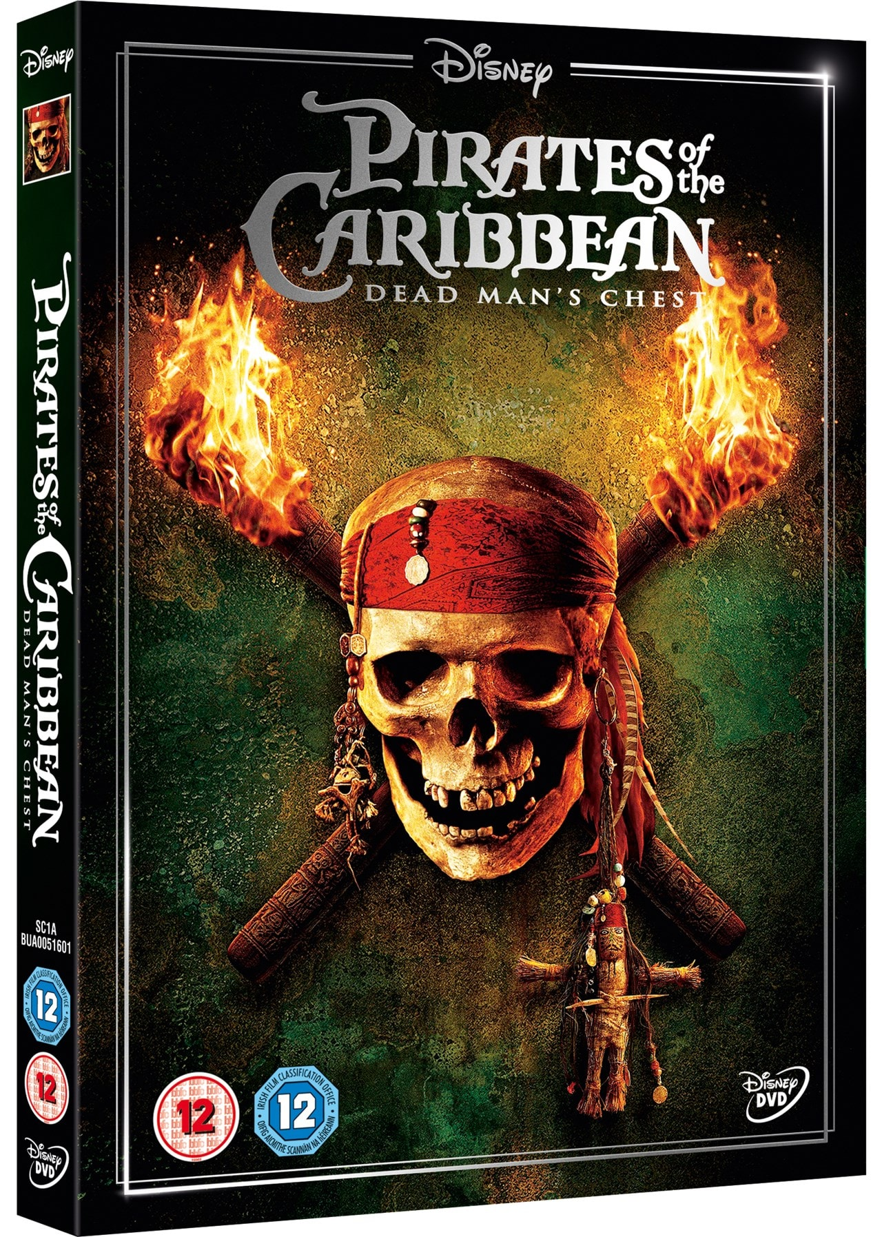 Pirates of the Caribbean: Dead Man's Chest - 2