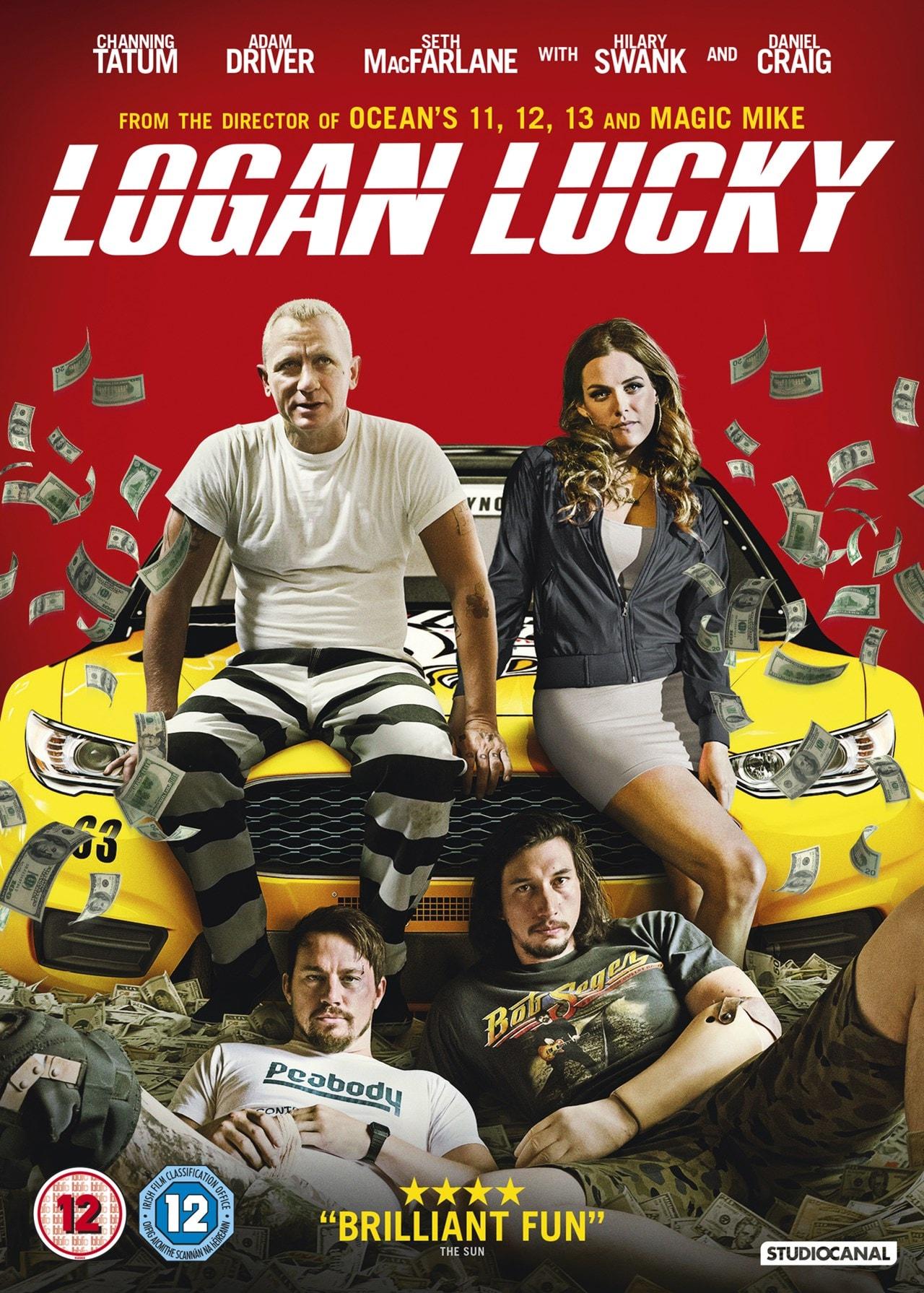 Logan Lucky - 1