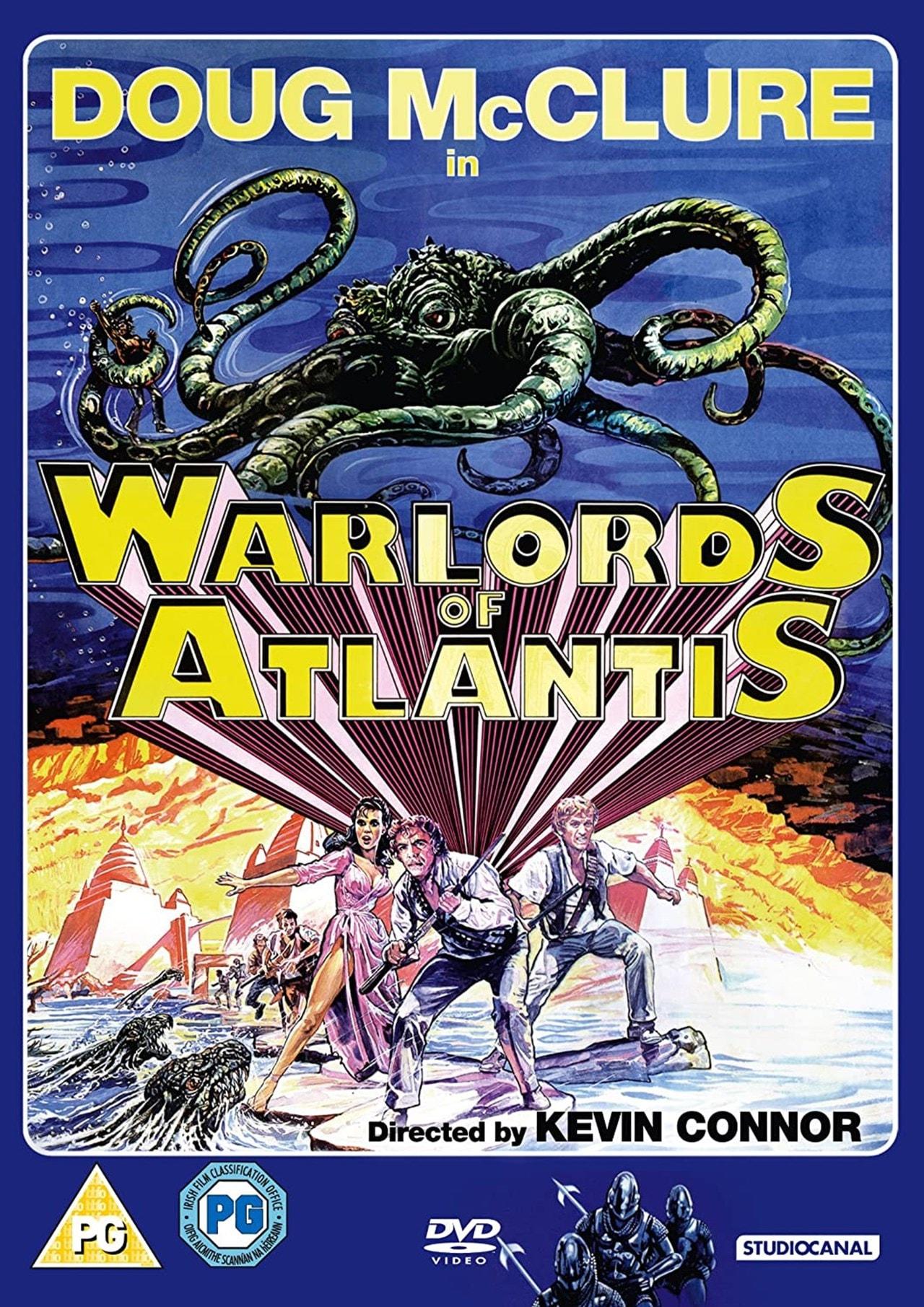 Warlords of Atlantis - 1