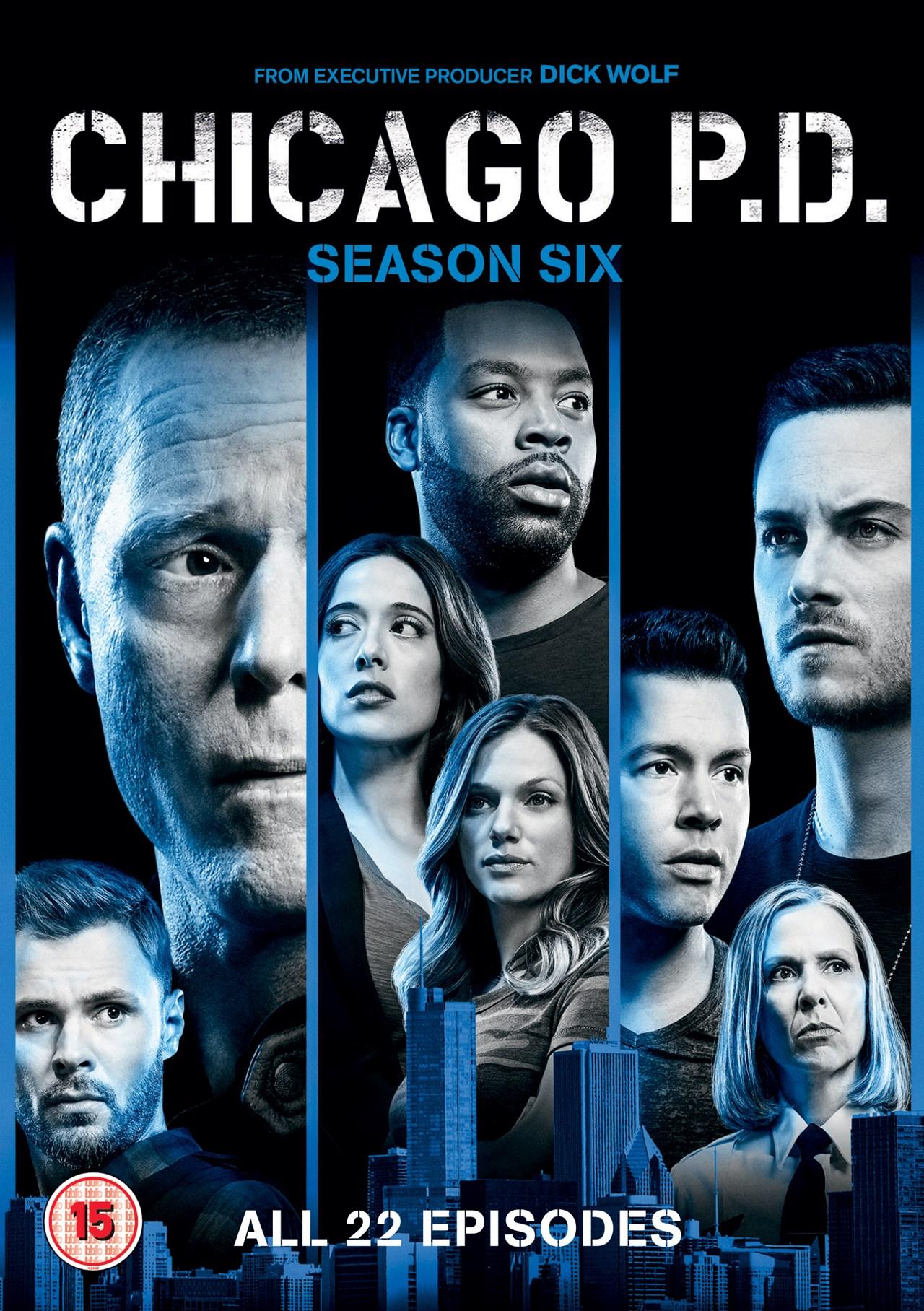 Chicago P.D.: Season Six - 1