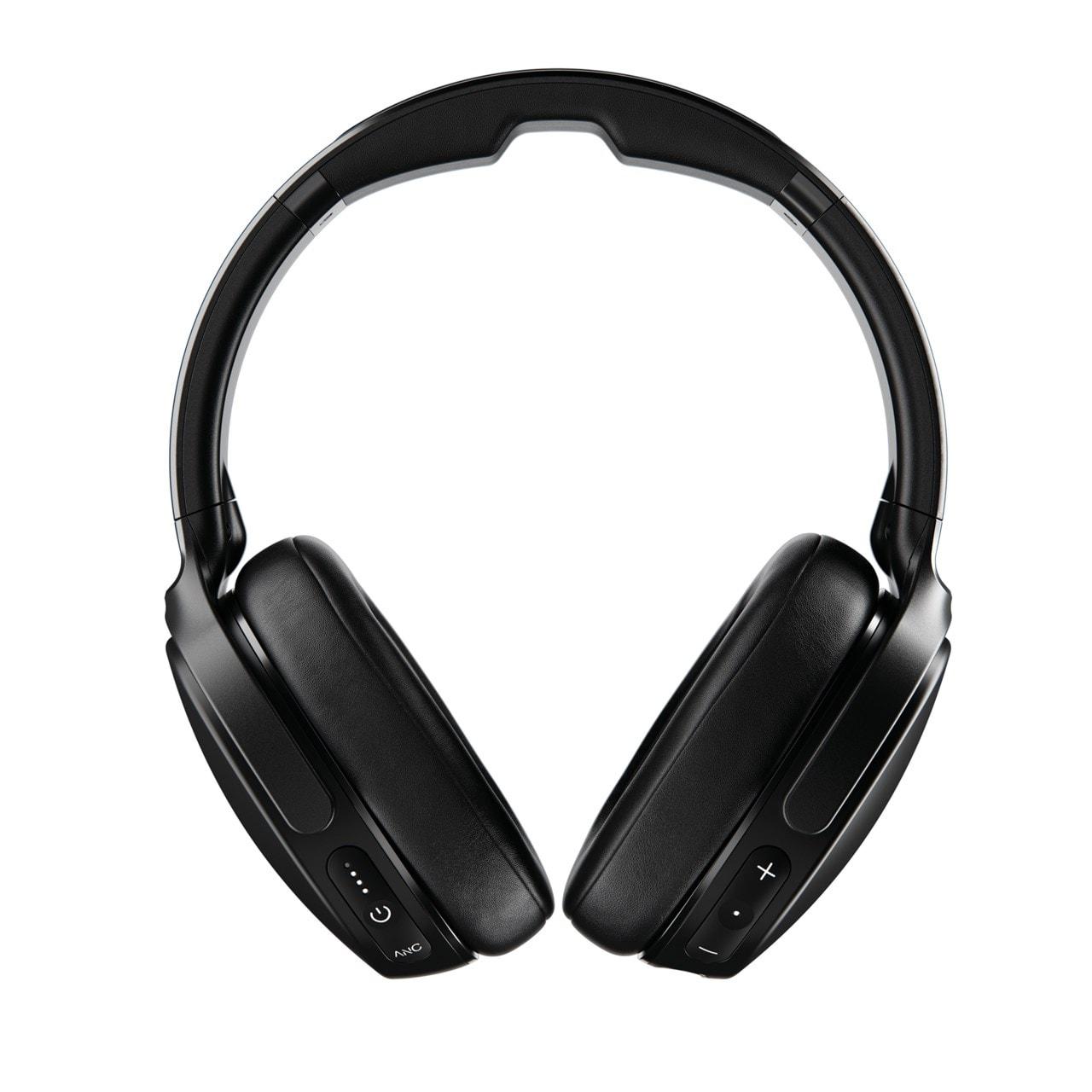Skullcandy Venue Black Active Noise Cancelling Bluetooth Headphones - 1
