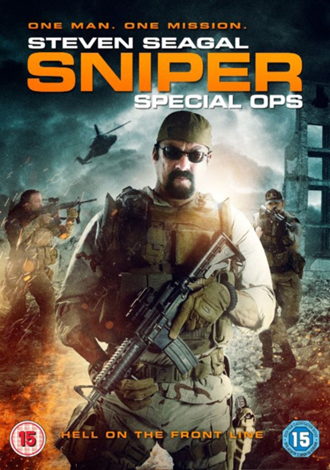 Sniper - Special Ops - 1