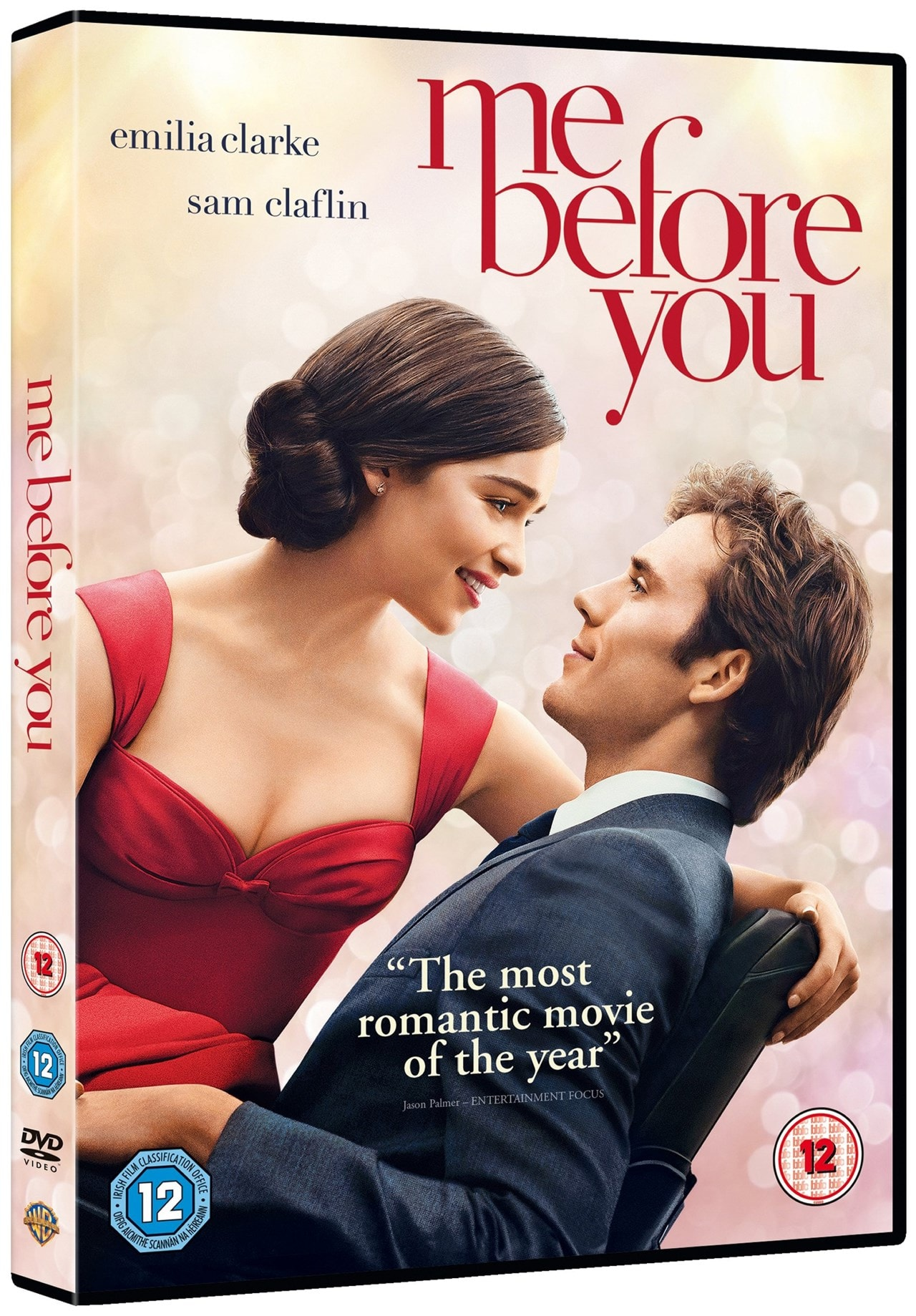 Me Before You Dvd Free Shipping Over 20 Hmv Store