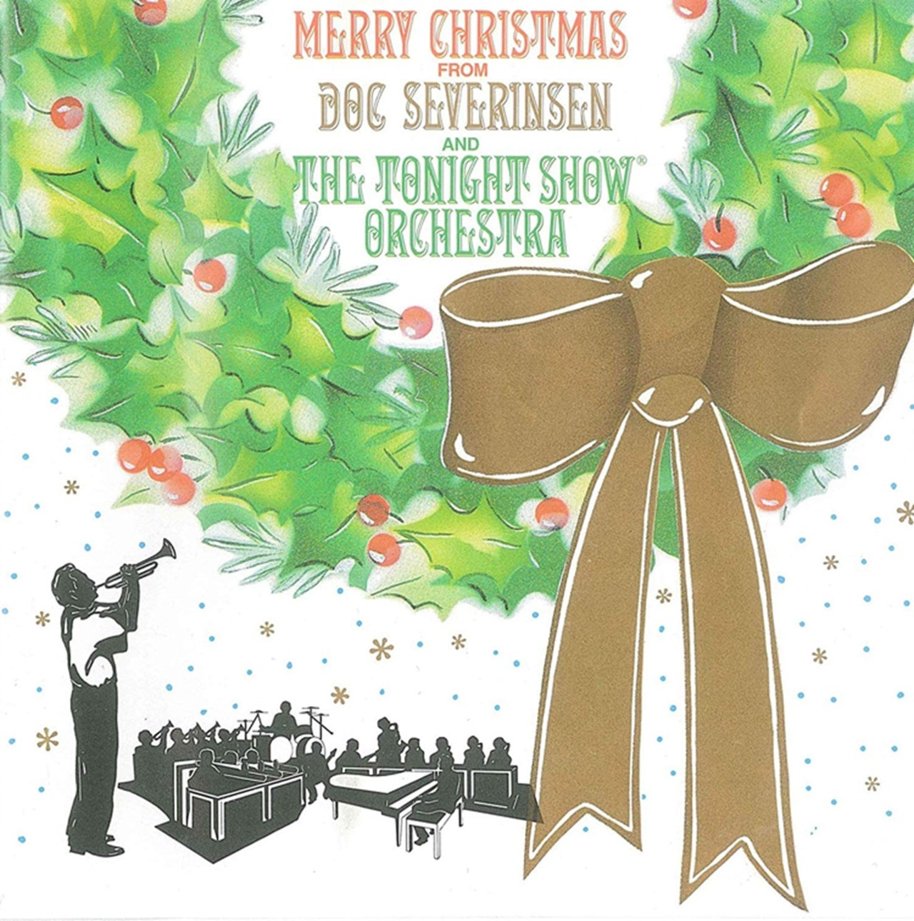 Merry Christmas from Doc Severinsen & the Tonight Show Orchestra - 1