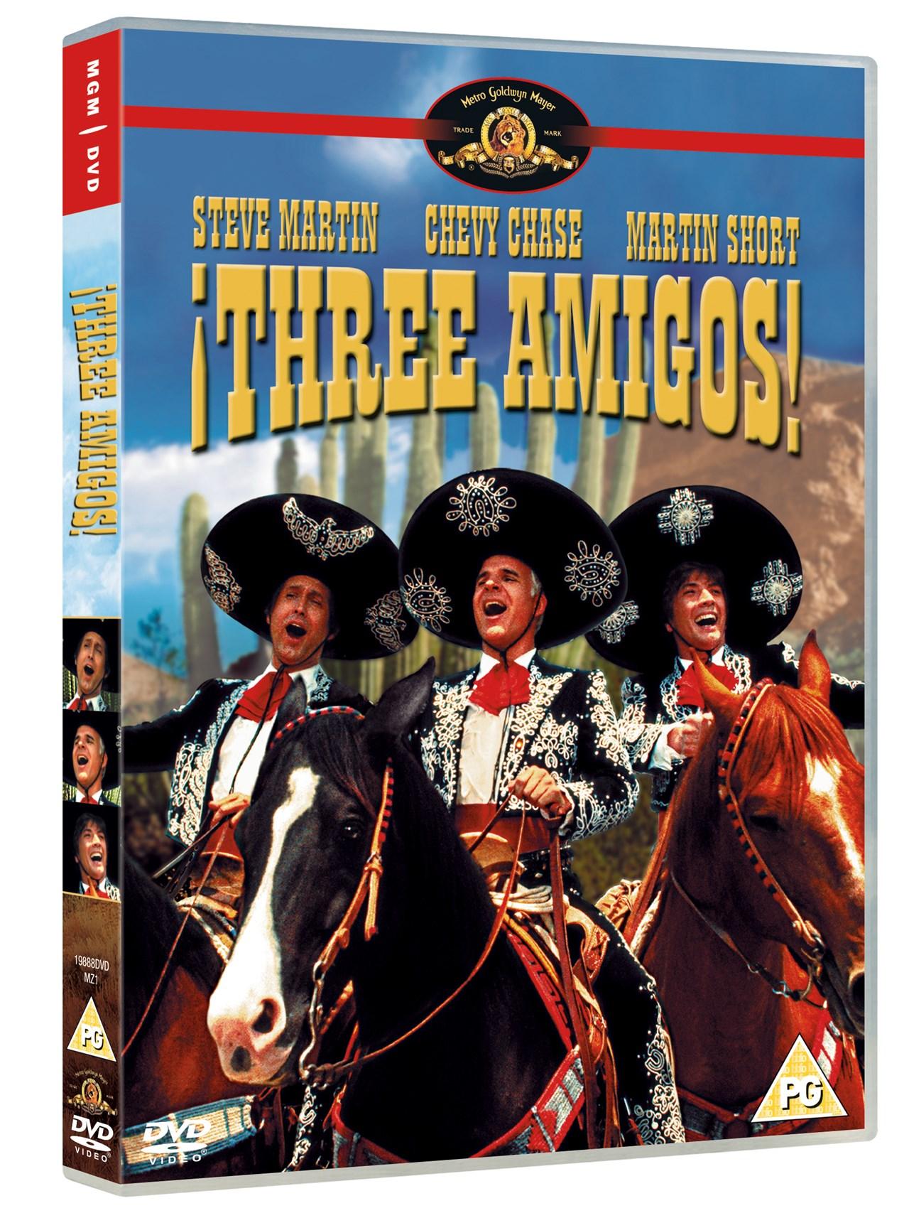 Three Amigos! - 2