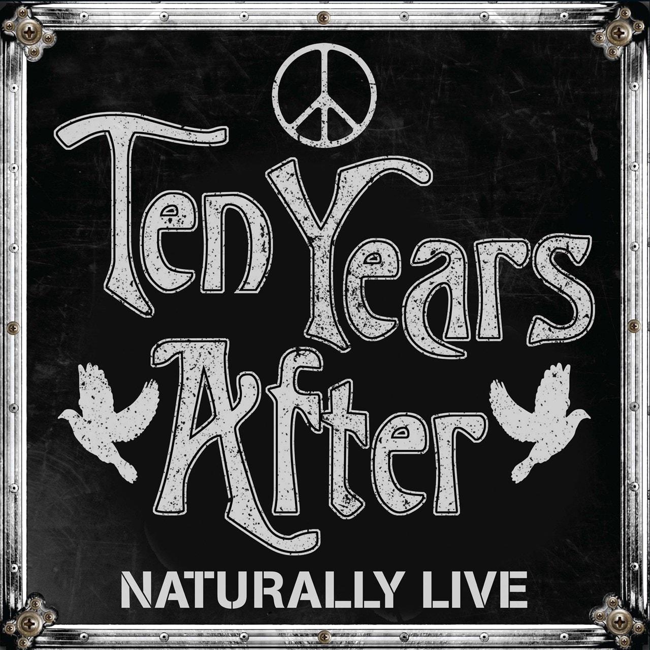 Naturally Live - 1