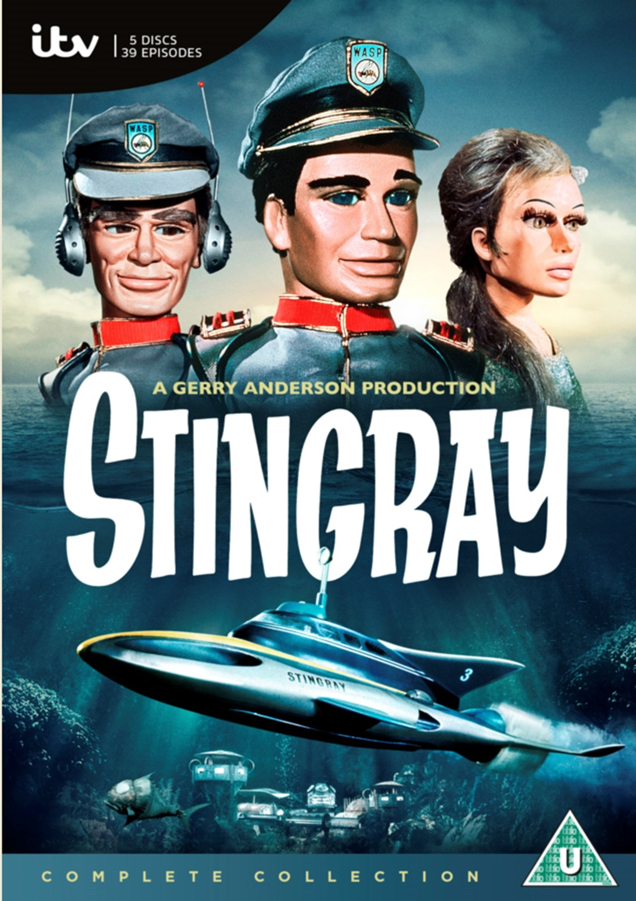 Stingray: The Complete Collection - 1