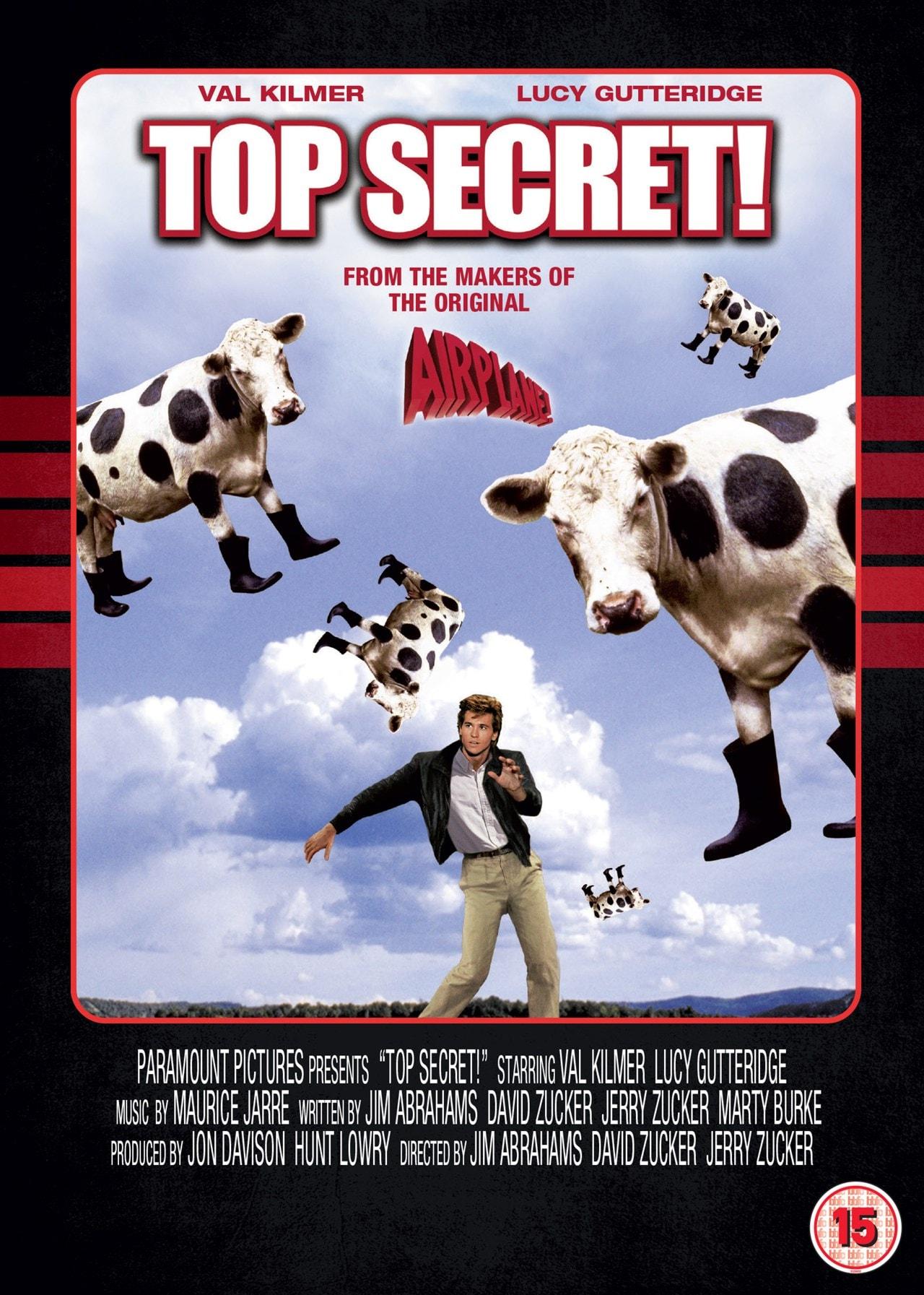 Top Secret! - Retro Classics (hmv Exclusive) - 1