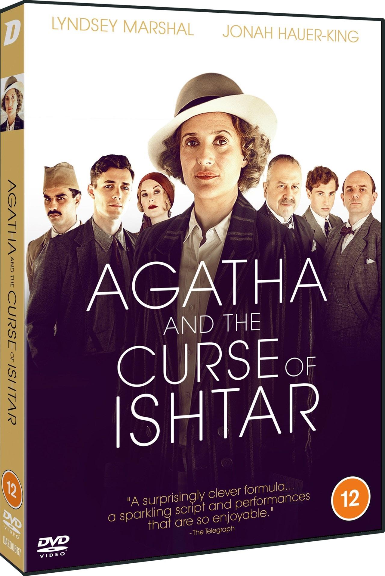 Agatha and the Curse of Ishtar - 2