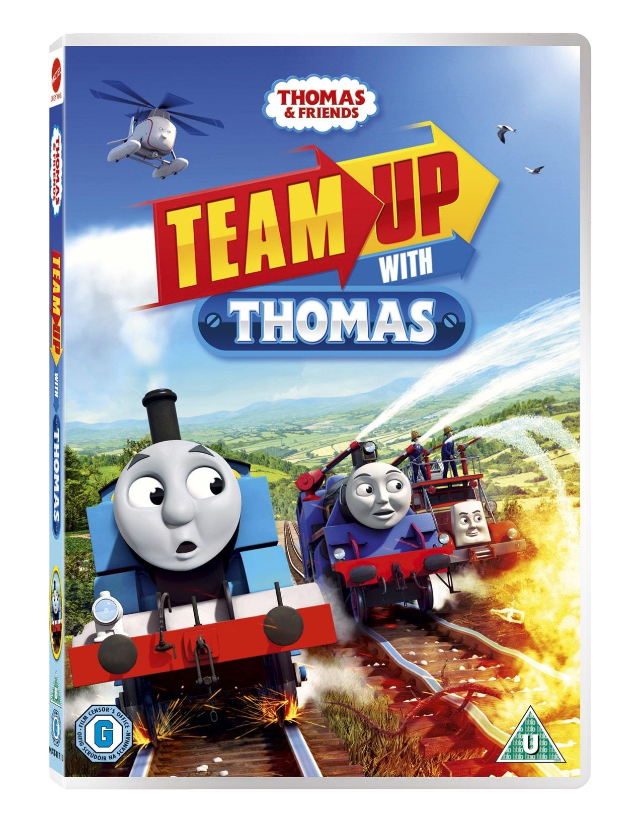 Thomas & Friends: Team Up With Thomas - 2