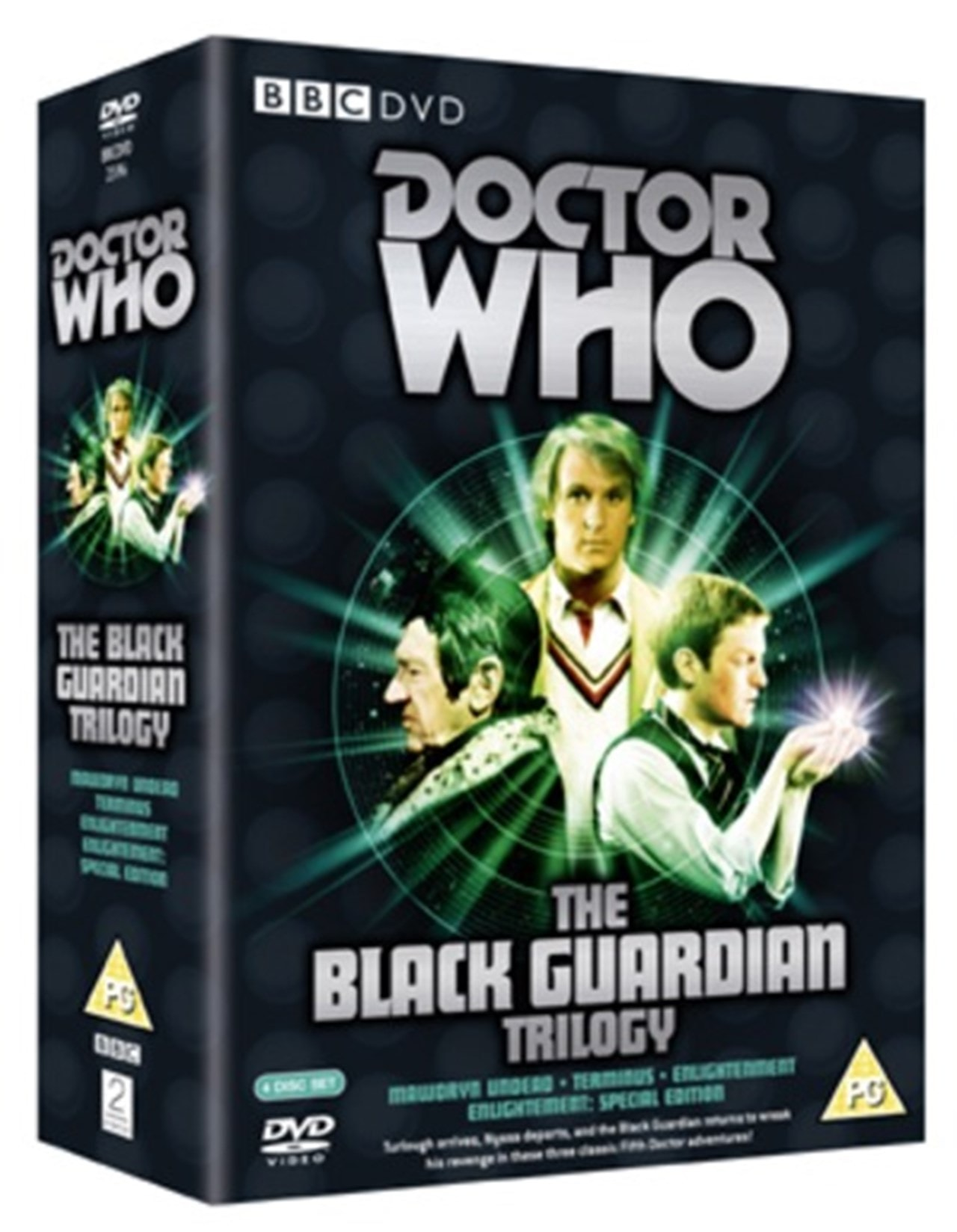 Doctor Who: The Black Guardian Trilogy - 1