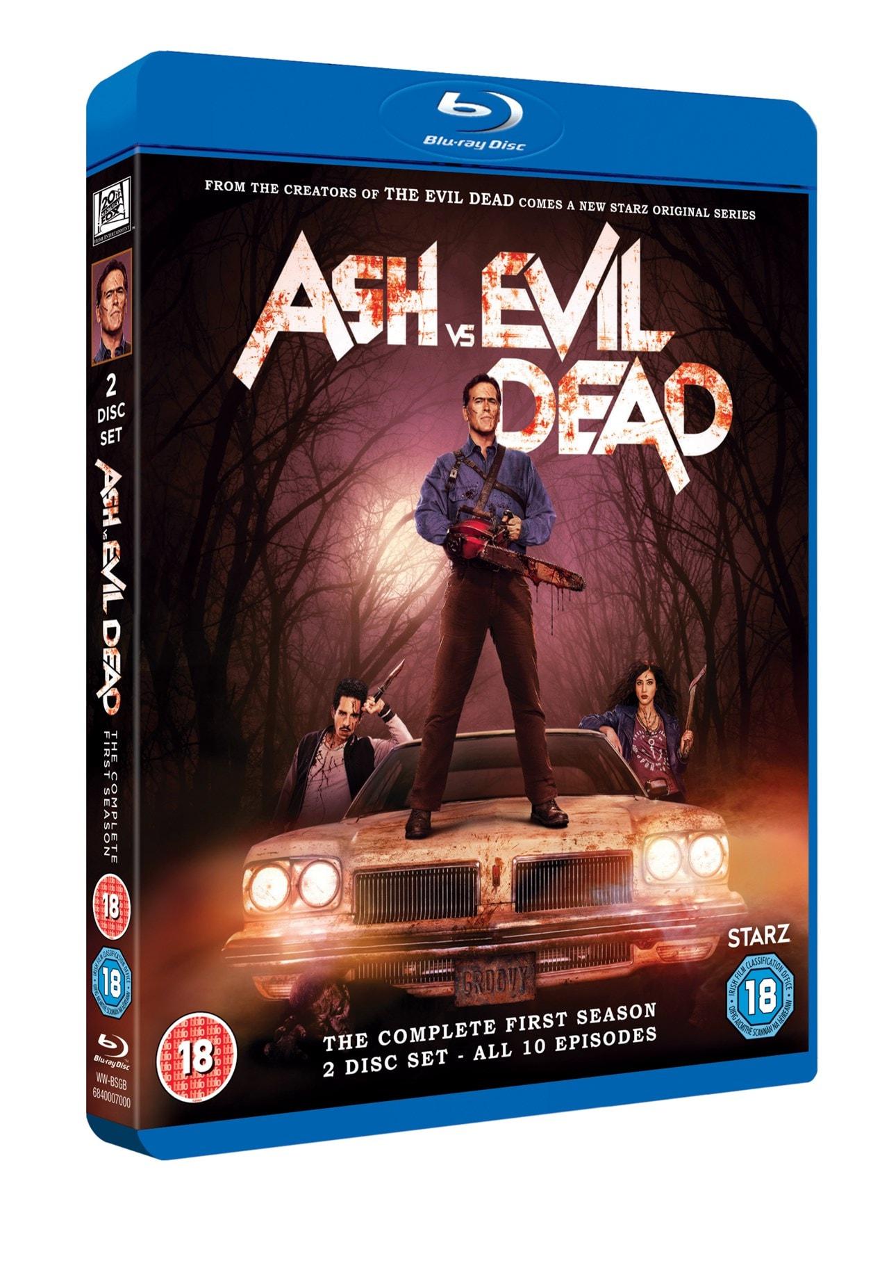 Ash Vs Evil Dead: The Complete First Season - 2
