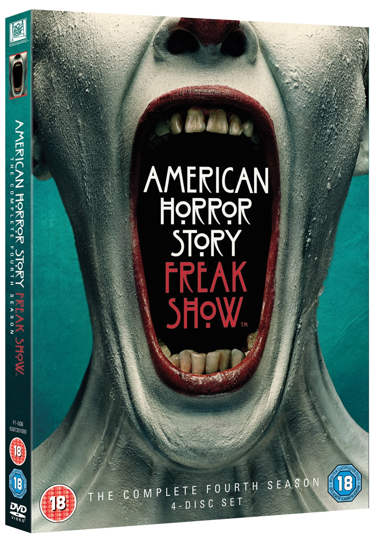 American Horror Story: Freak Show - The Complete Fourth Season - 2