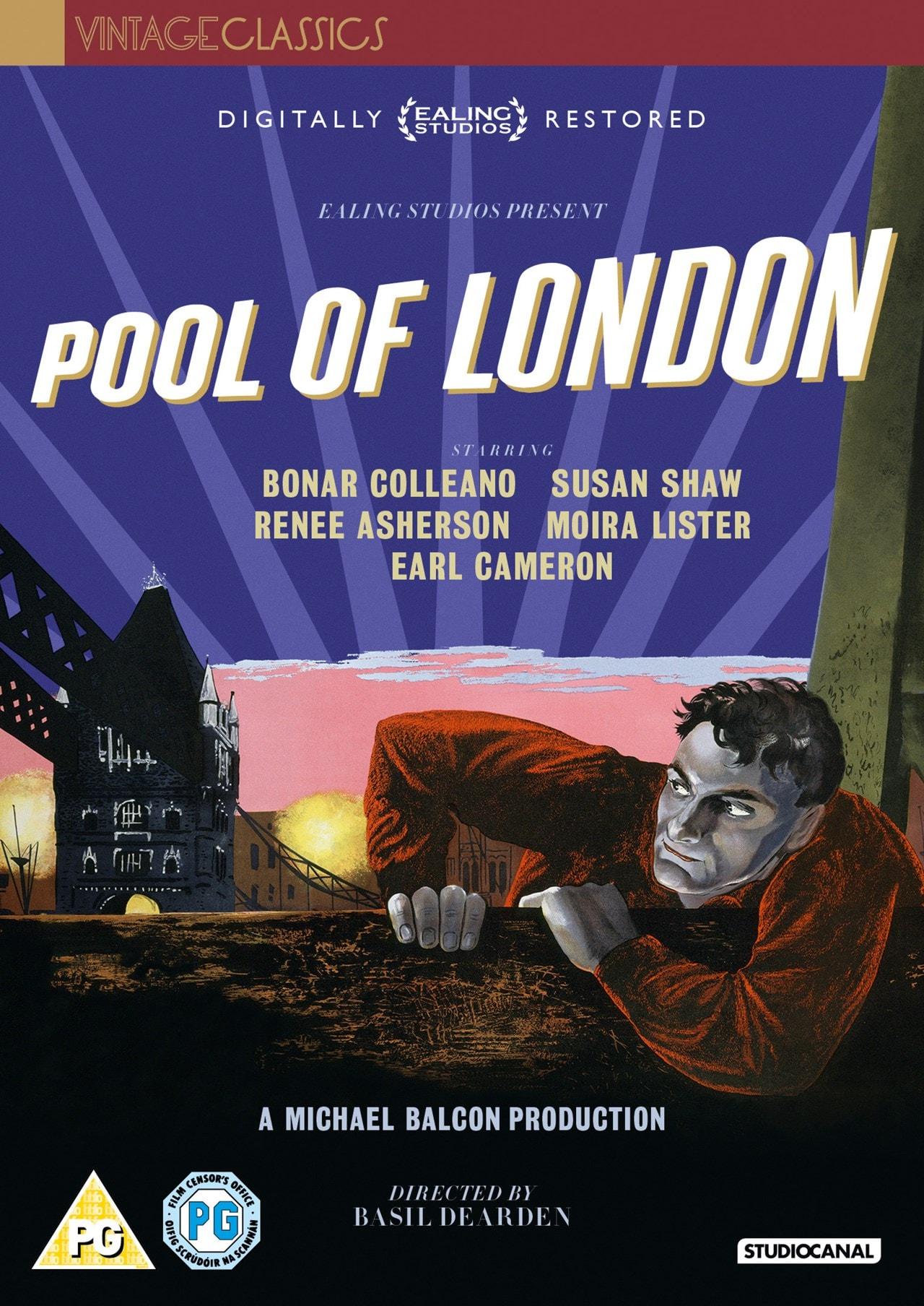 Pool of London - 1