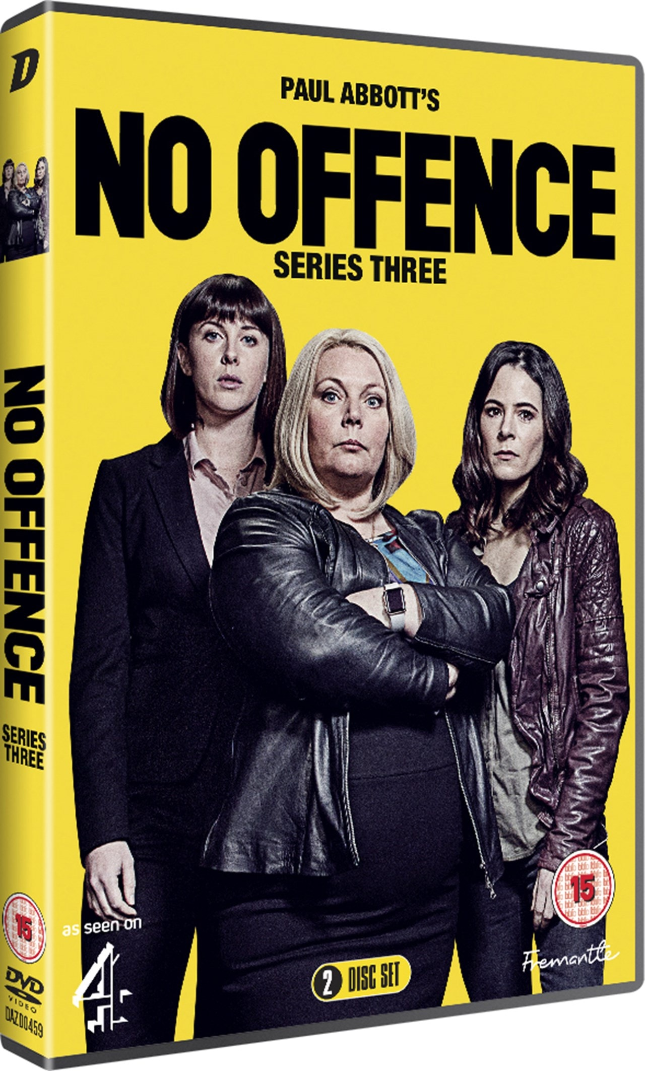 No Offence: Series 3 - 2
