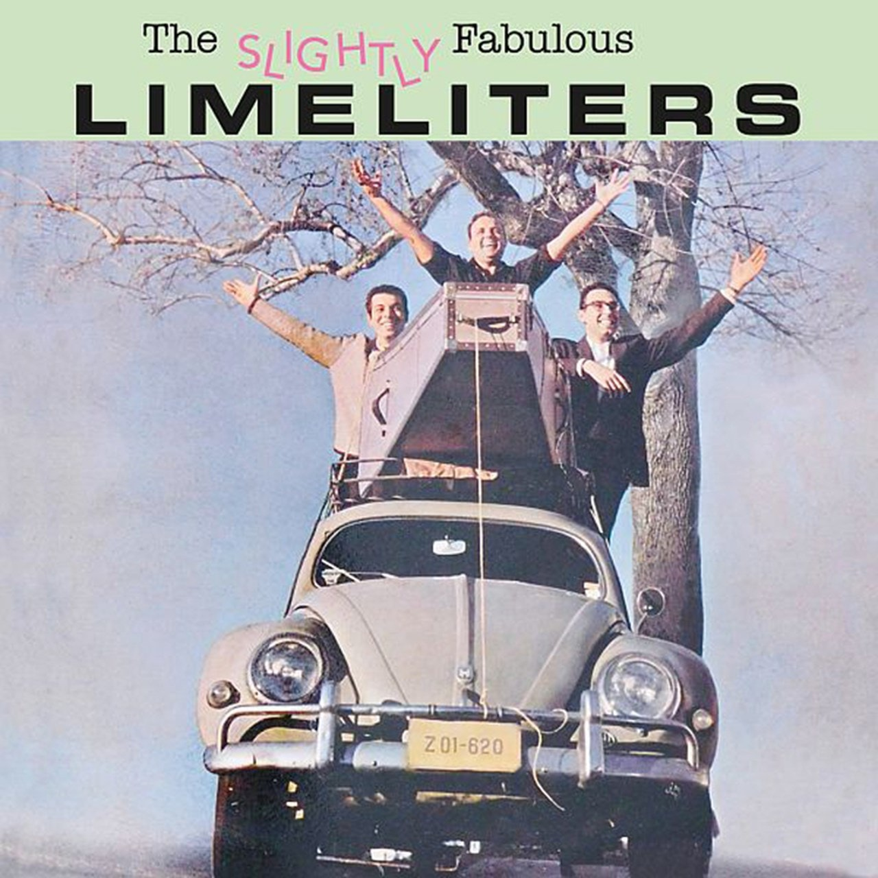 The Slightly Fabulous Limeliters - 1