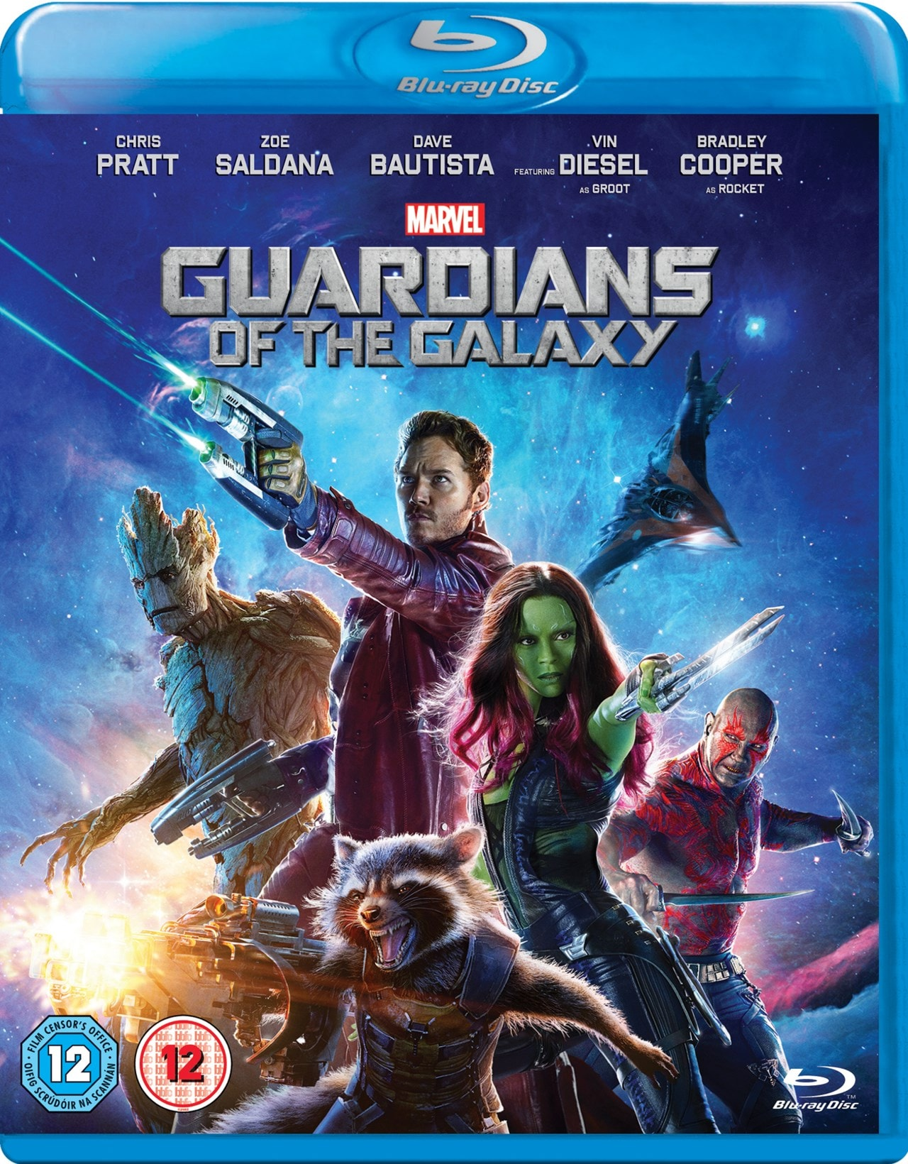Guardians of the Galaxy - 3