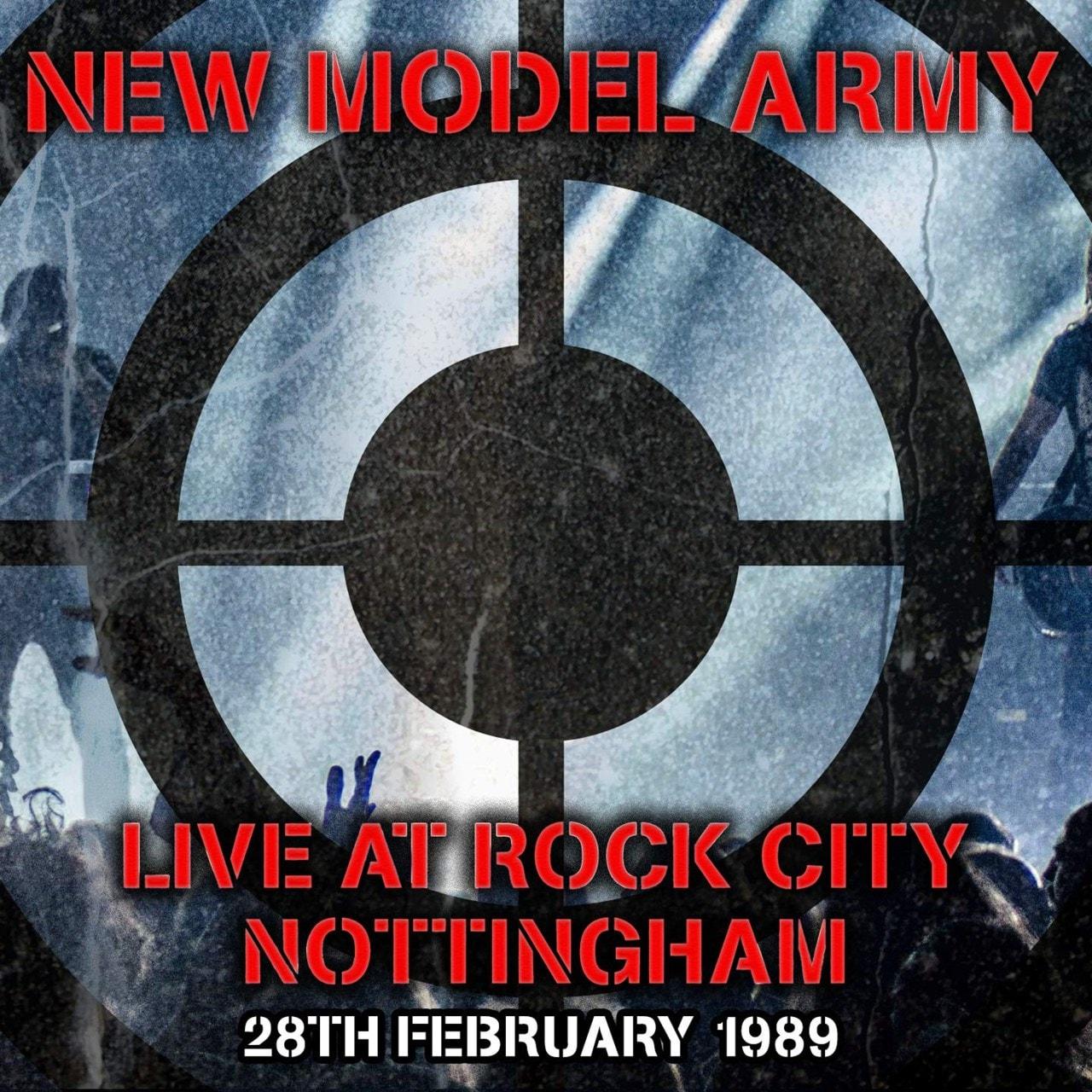 Live at the Rock City, Nottingham 1989 - 1