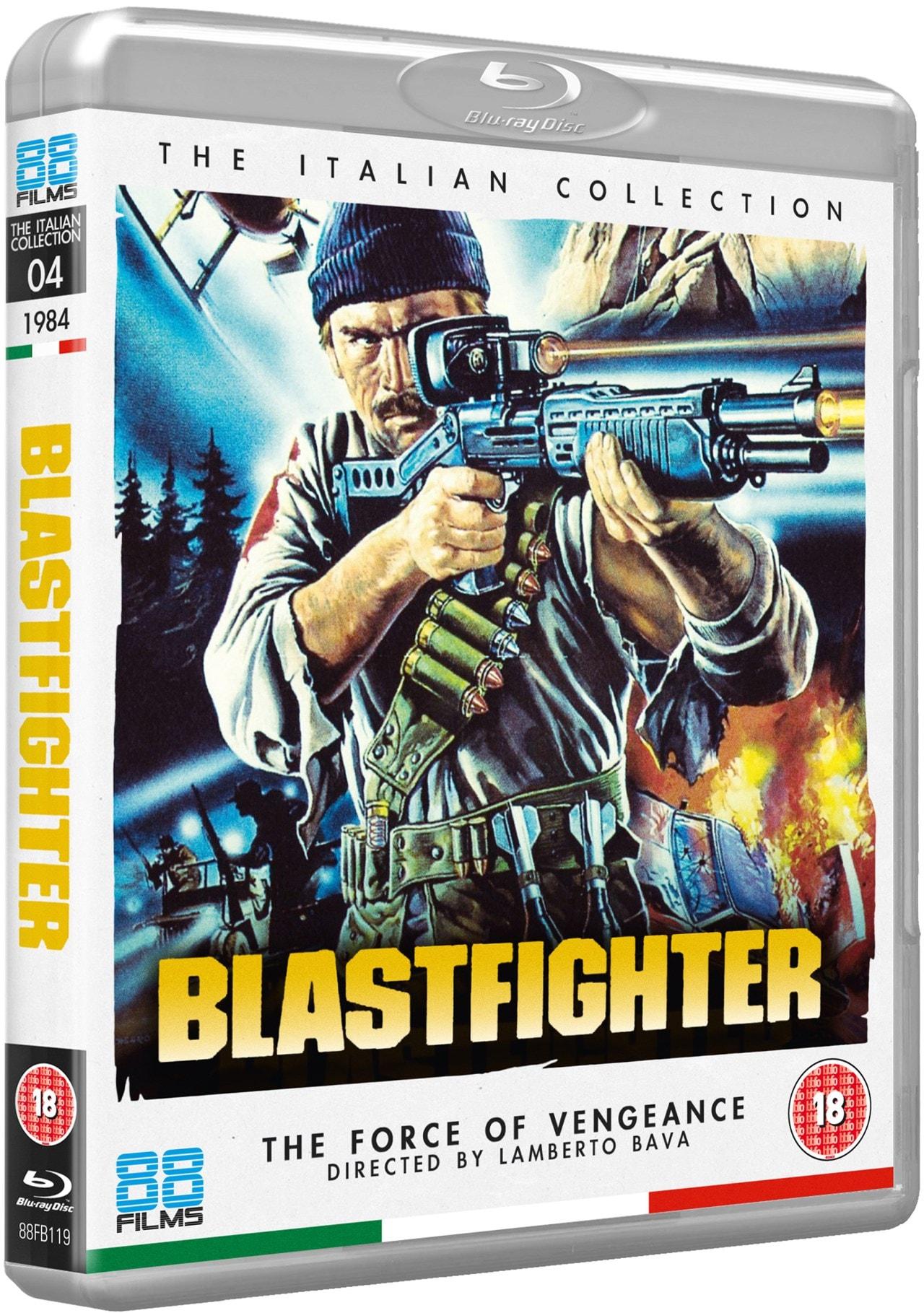 Blastfighter - 2