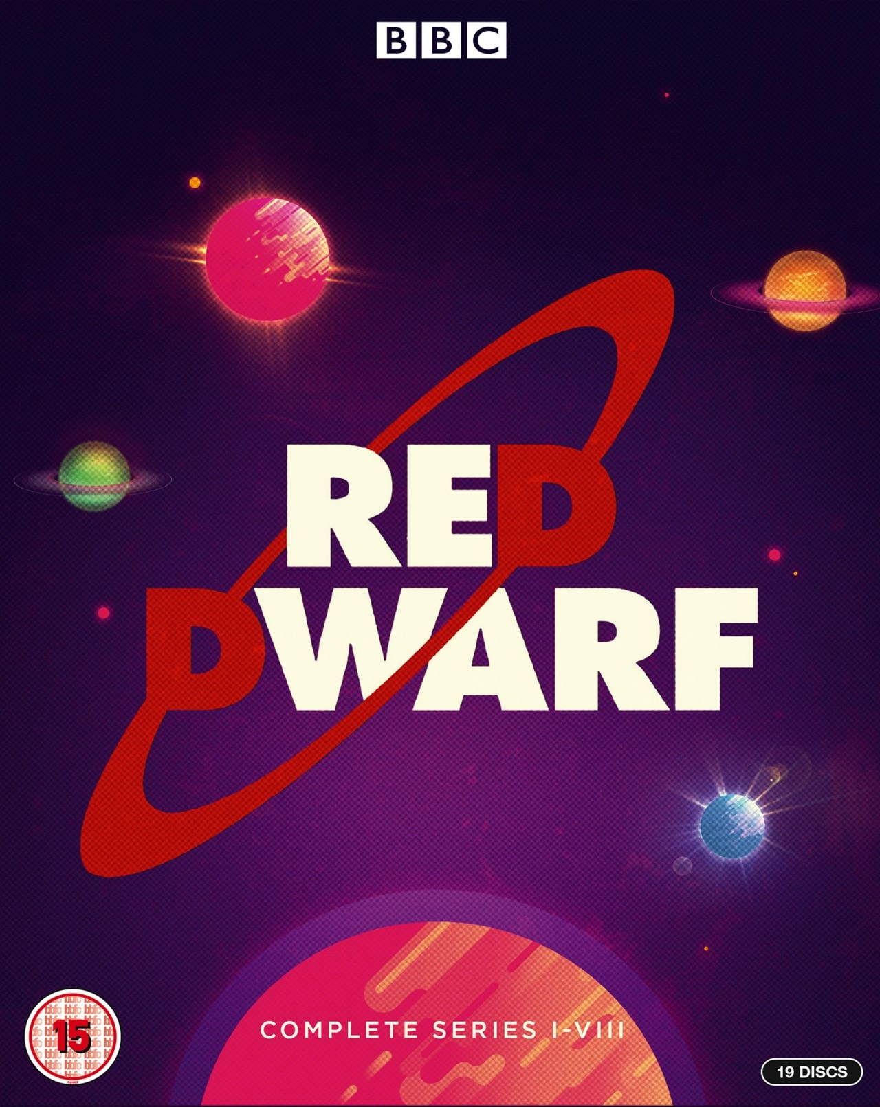Red Dwarf: Complete Series I-VIII - 1