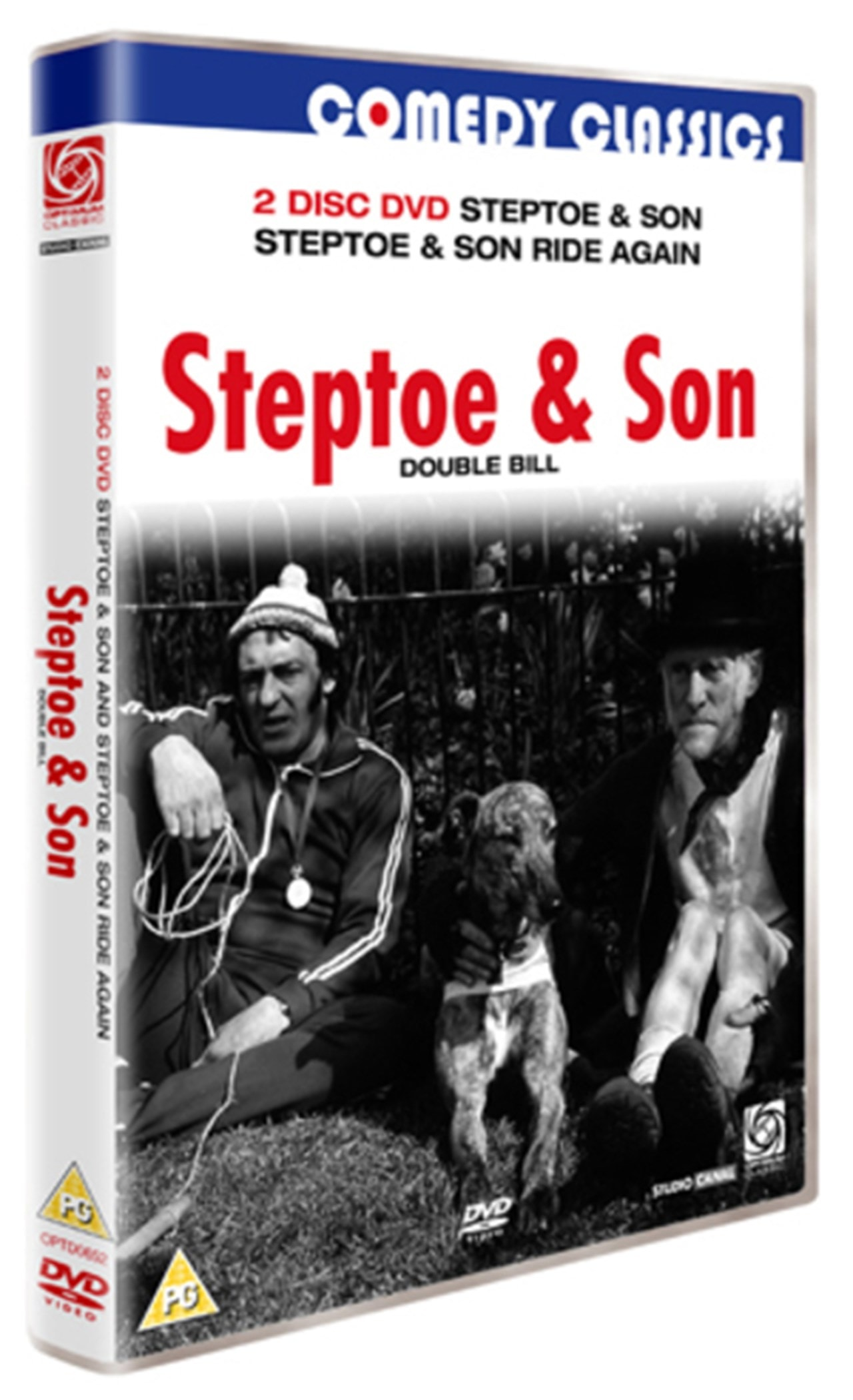 Steptoe and Son/Steptoe and Son Ride Again - 1