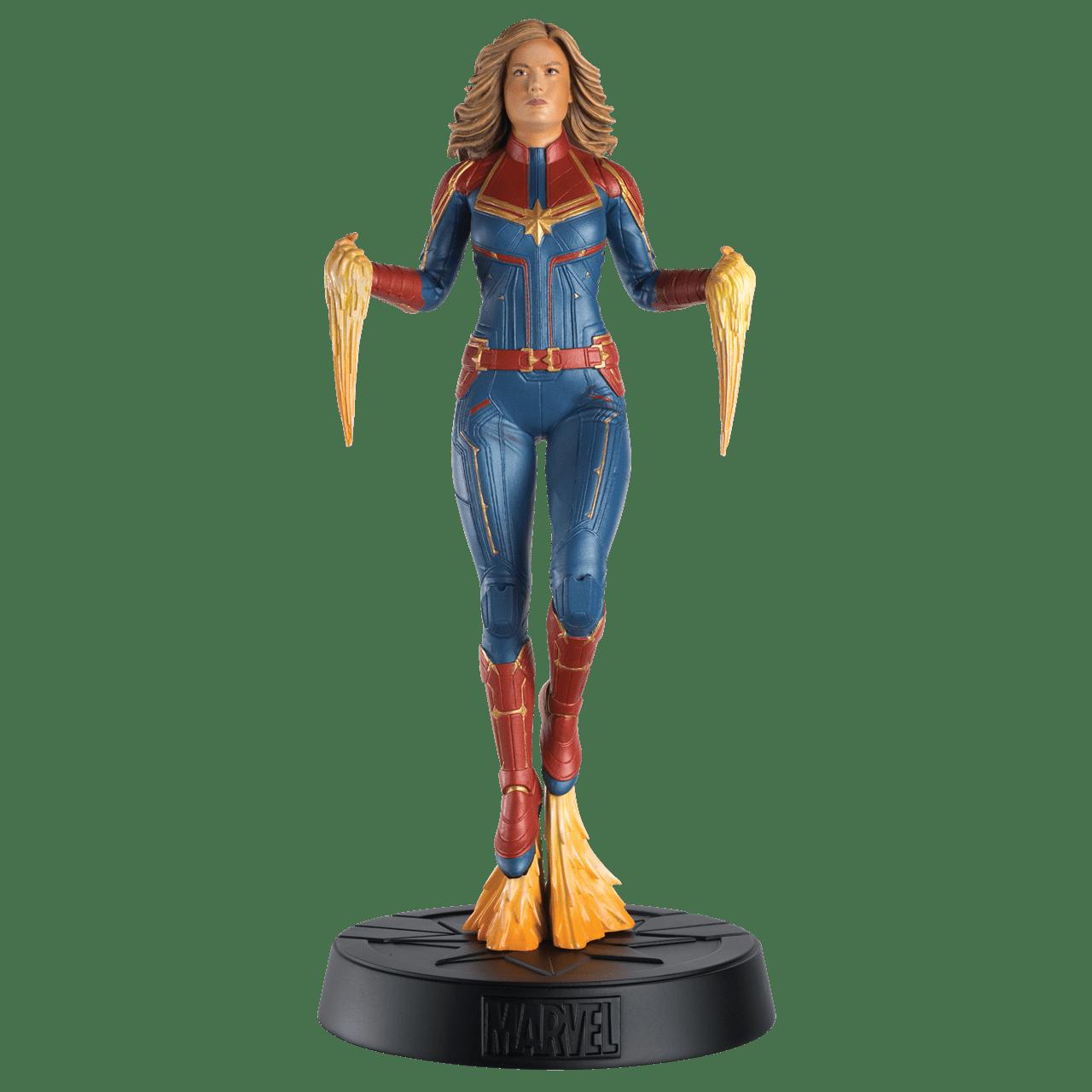 Captain Marvel: Marvel Mega Figurine (online only) Hero Collector - 2