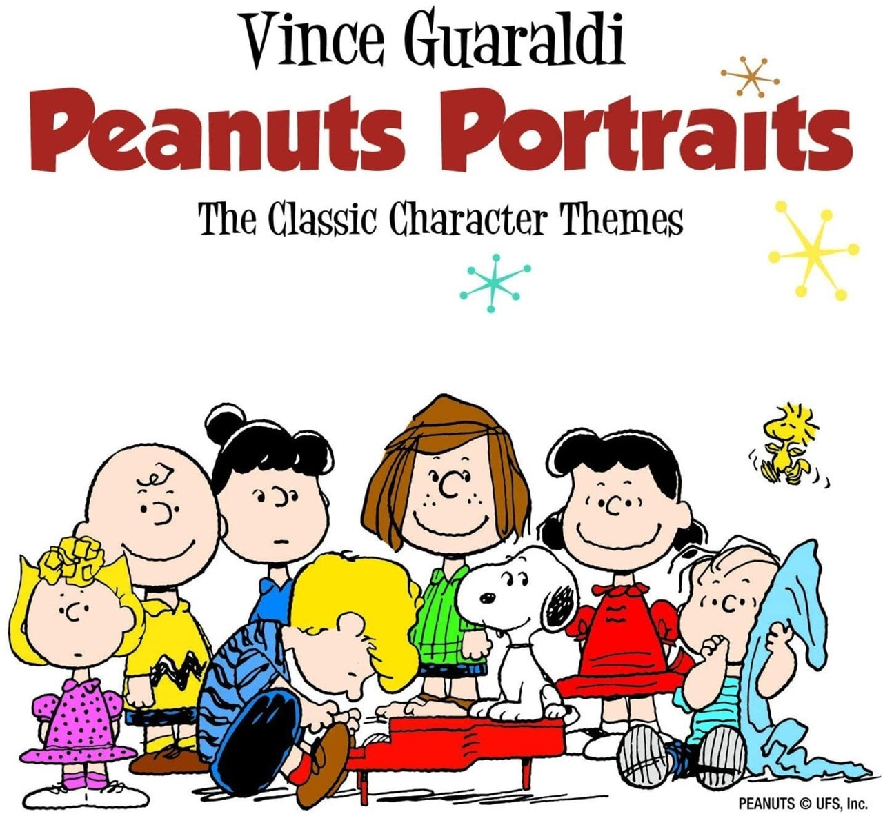 Peanuts Portraits: The Classic Character Themes - 1
