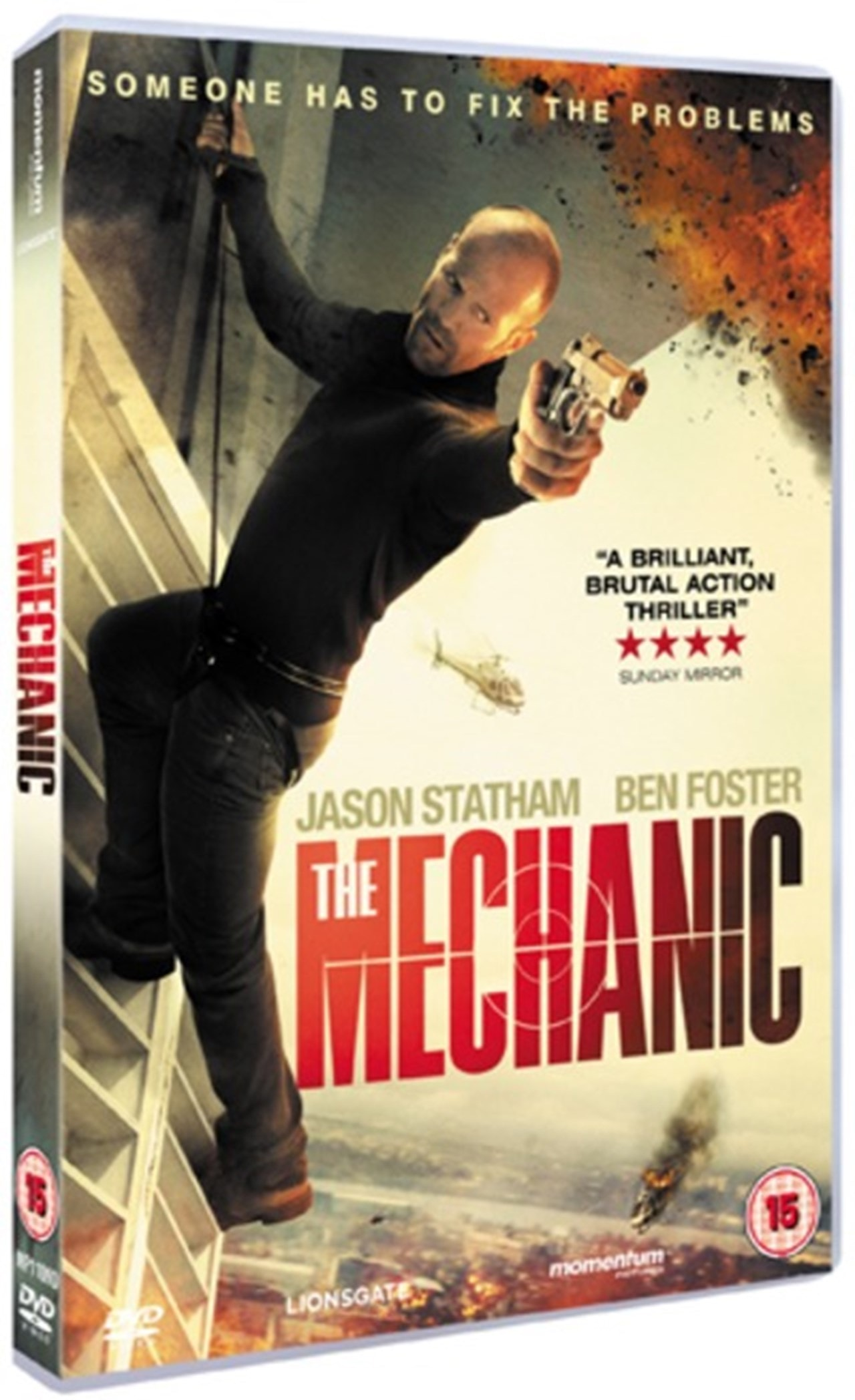 The Mechanic - 1