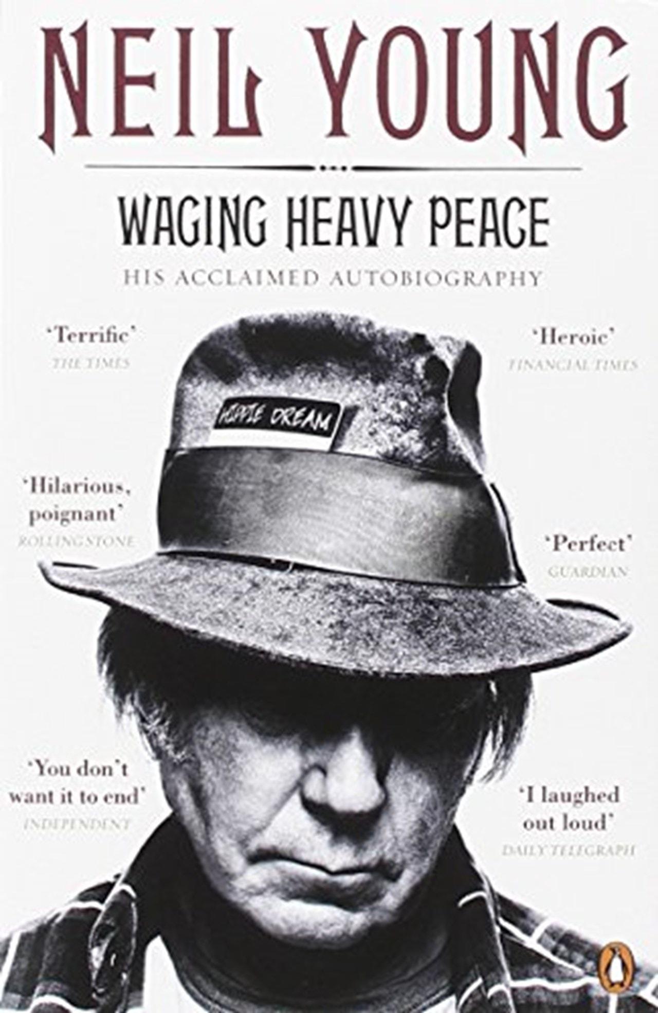 Waging Heavy Peace - 1