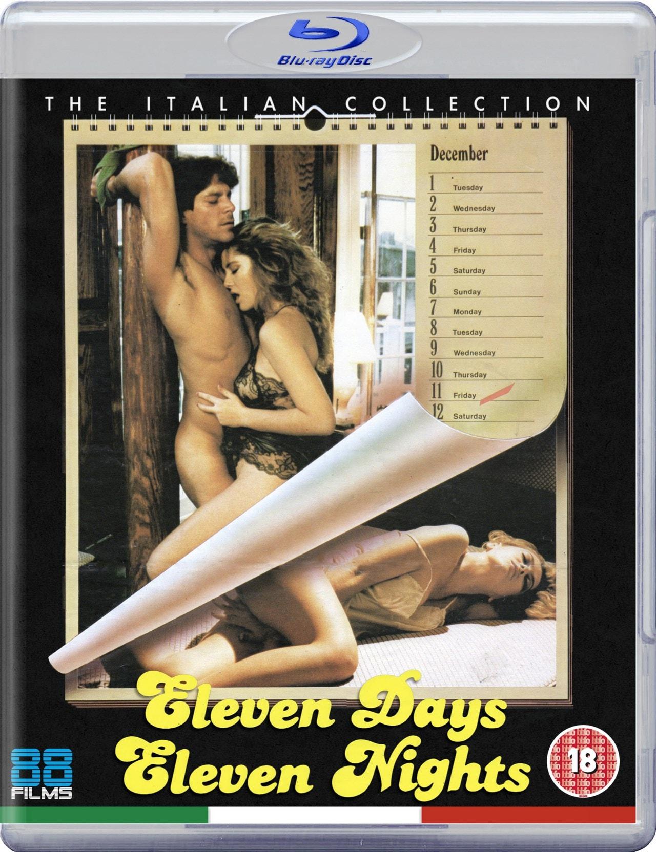 Eleven Days, Eleven Nights - 1