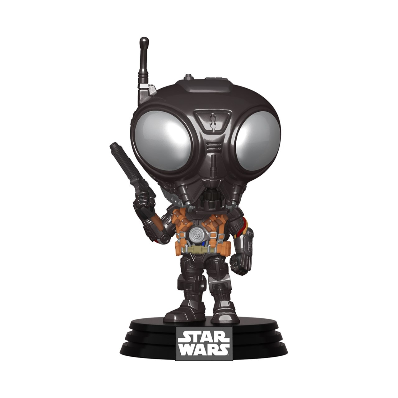 Pop Vinyl: Q9-Zero (349): The Mandalorian: Star Wars - 1