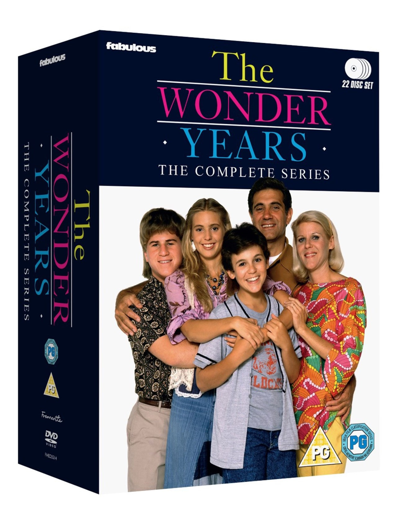 The Wonder Years: The Complete Series - 2