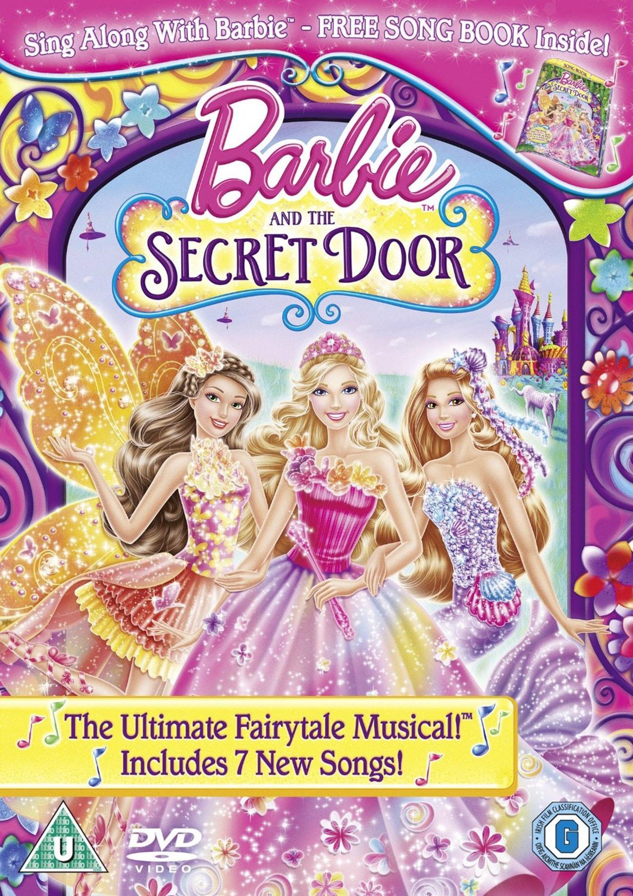 Barbie and the Secret Door - 1