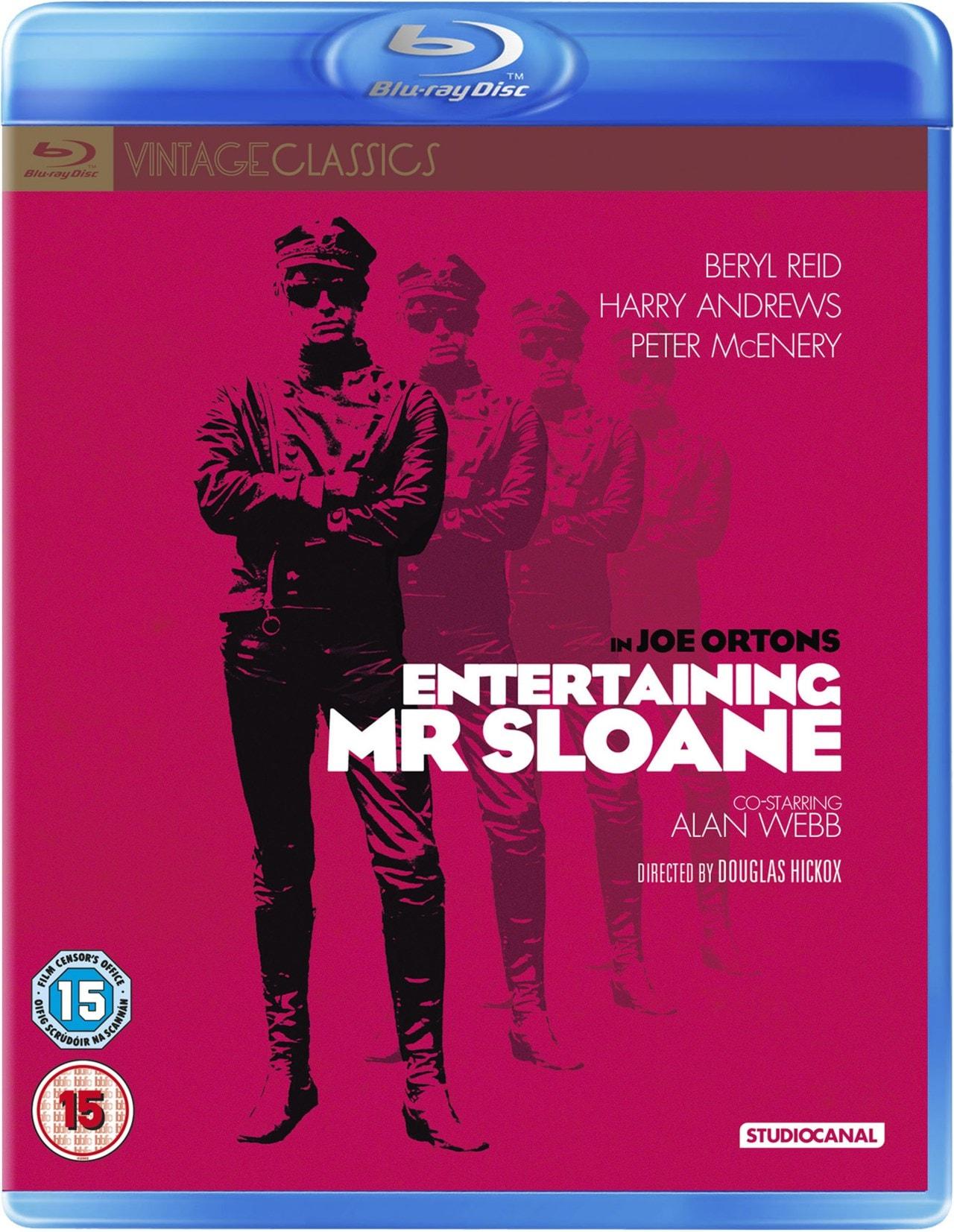 Entertaining Mr Sloane - 1