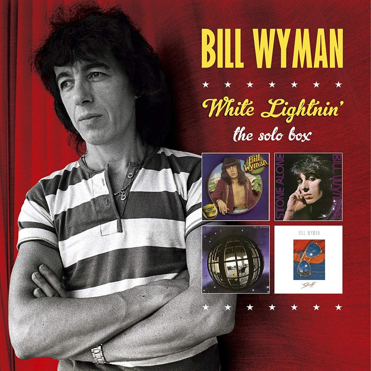 White Lightnin': The Solo Box - 1