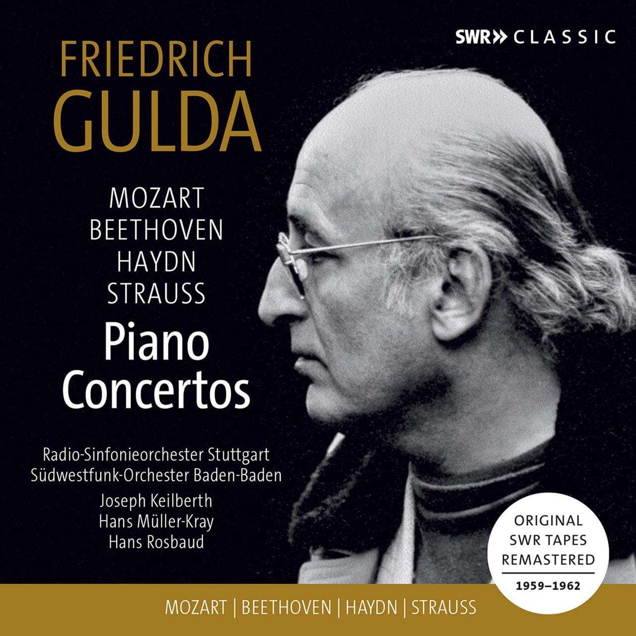 Friedrich Gulda: Piano Concertos - 1